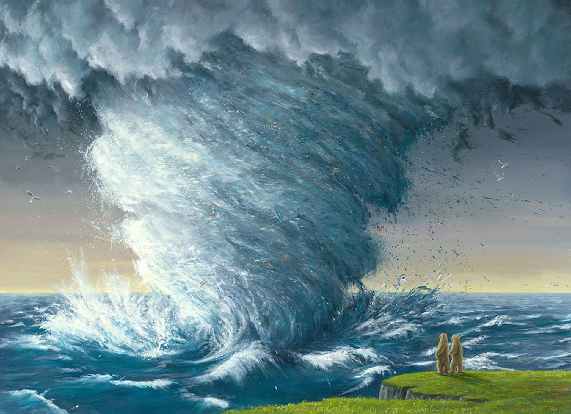 The Tempest by Robert Bissell