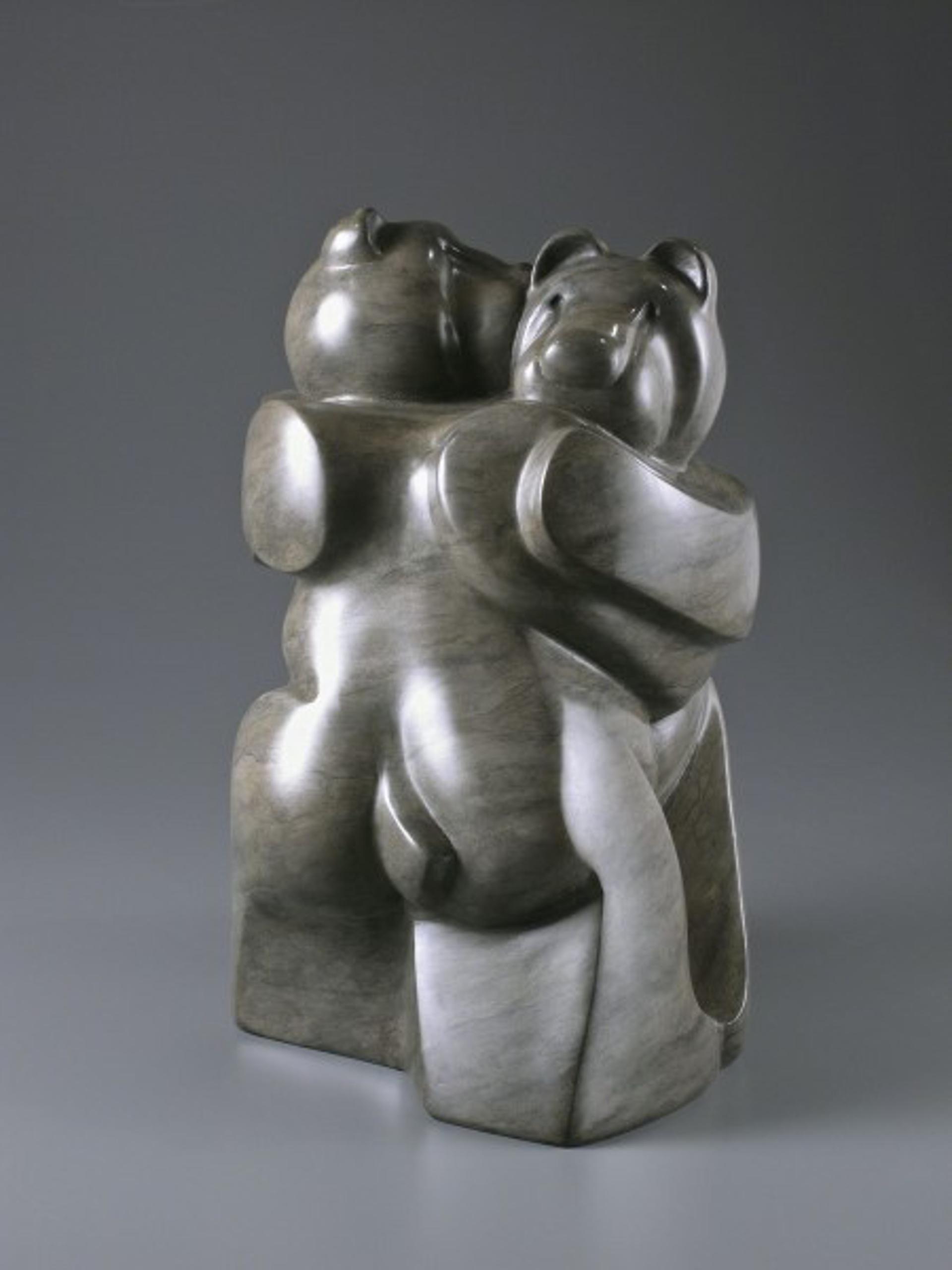 Bear Tango (large) by Mark Yale Harris