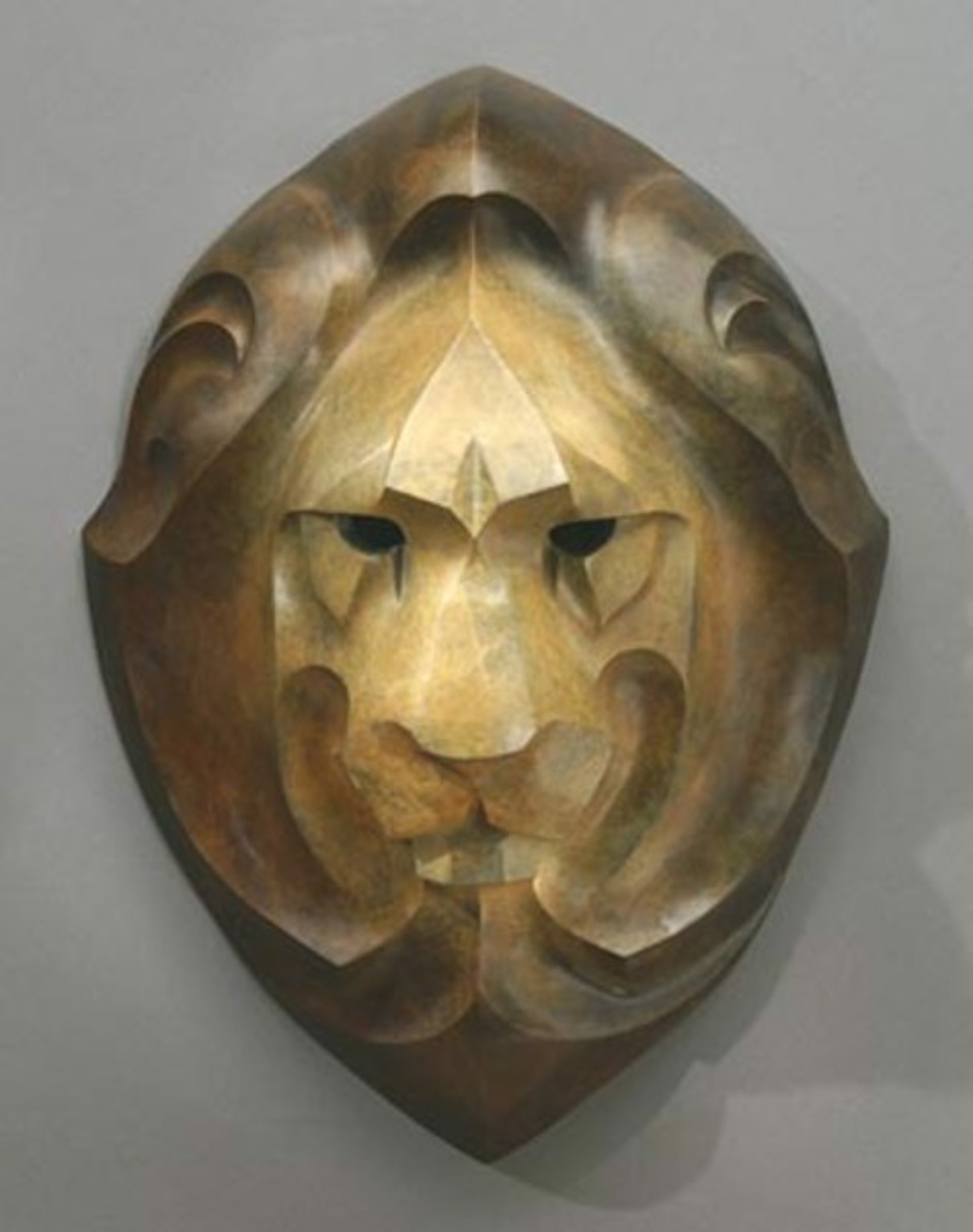 Lion Mask by Rosetta