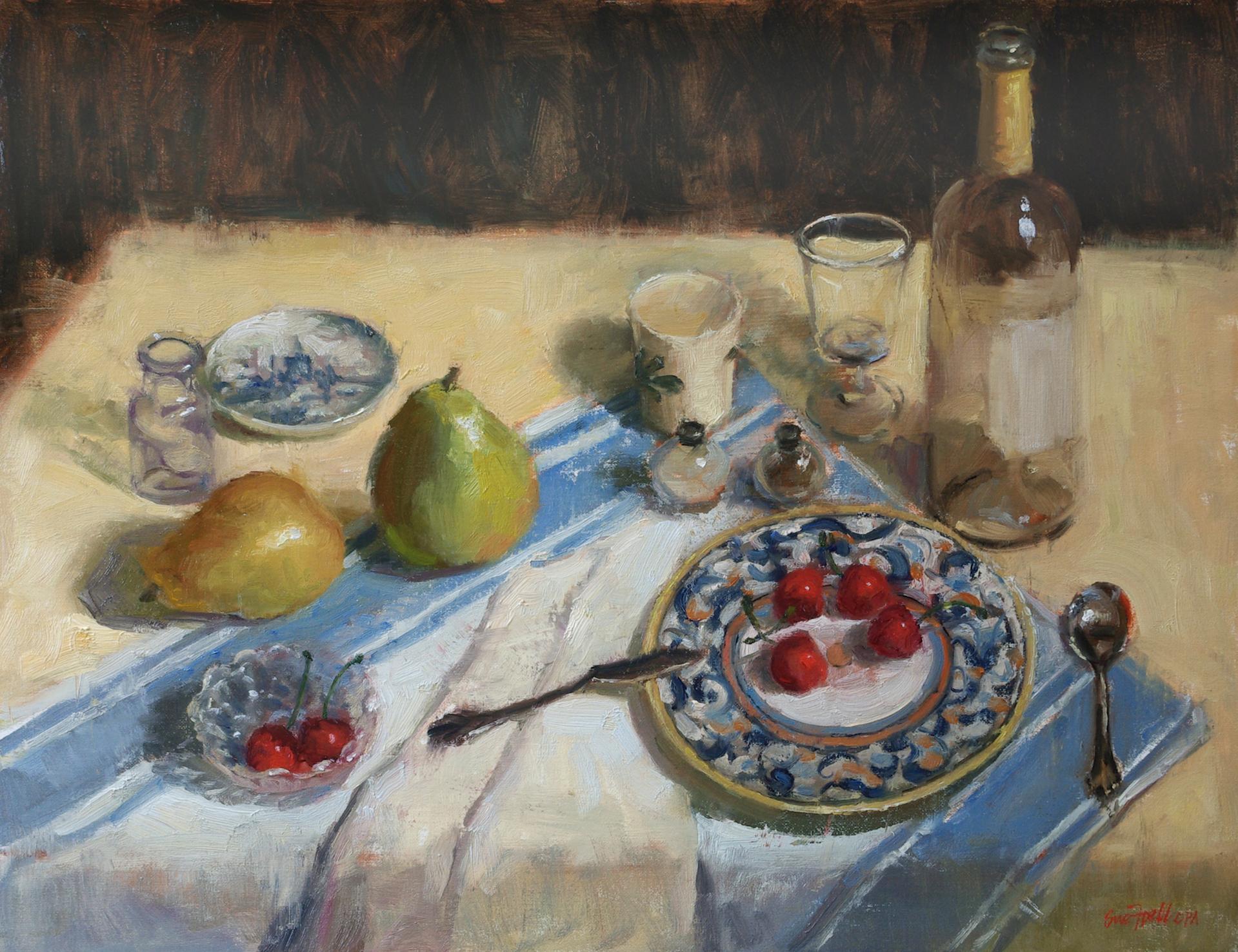 Table Arrangement by Sue Foell, opa