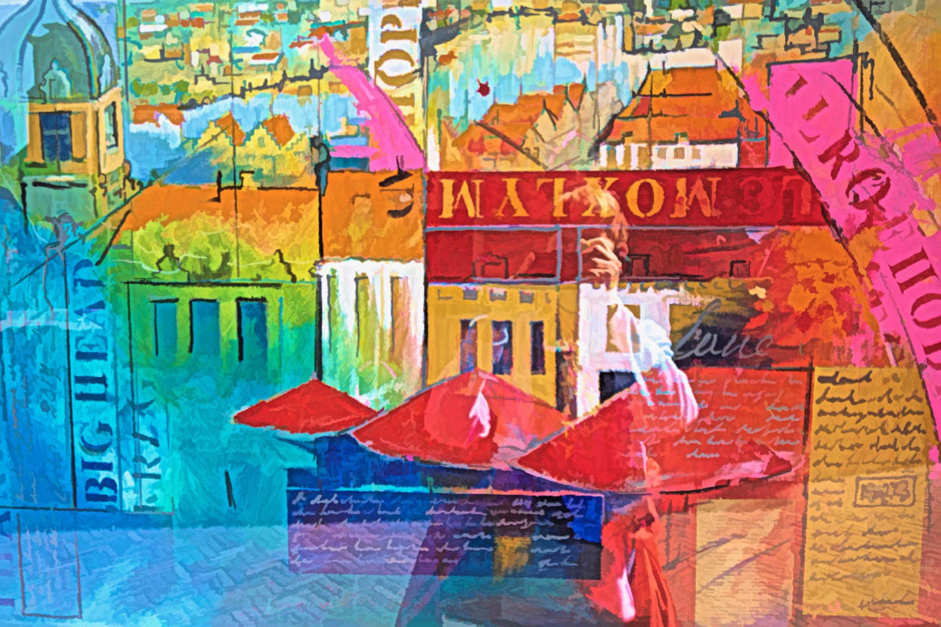 Remembrance of Travel Past by Holly Gordon
