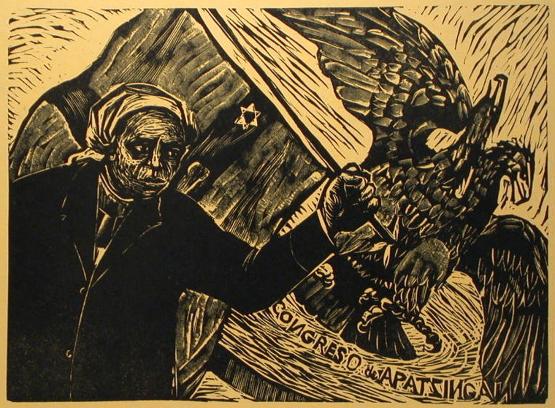 La Primera Constitución by Ignacio Aguirre (1900 – 1990)