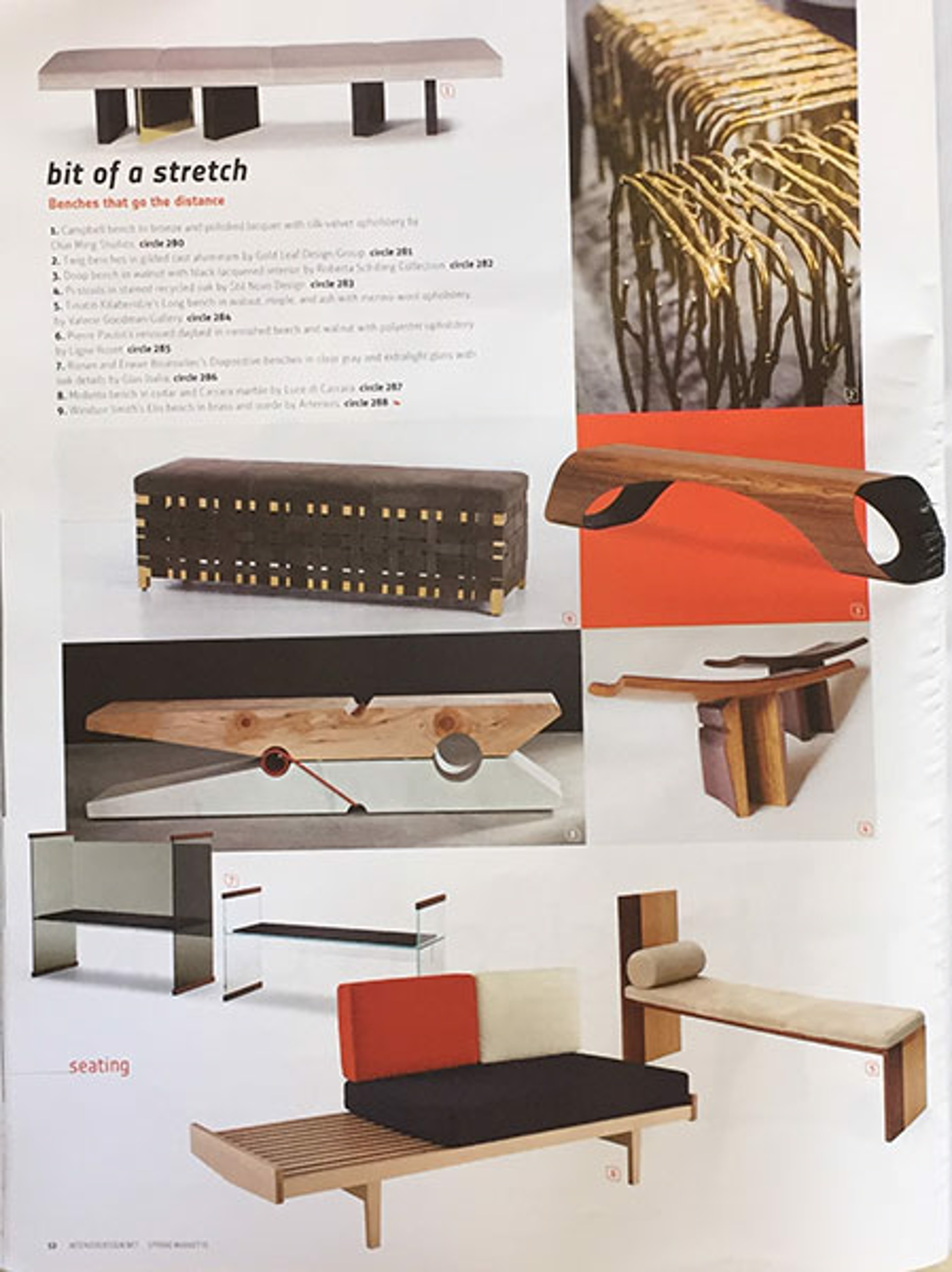 Interior Design Magazine, June 2015