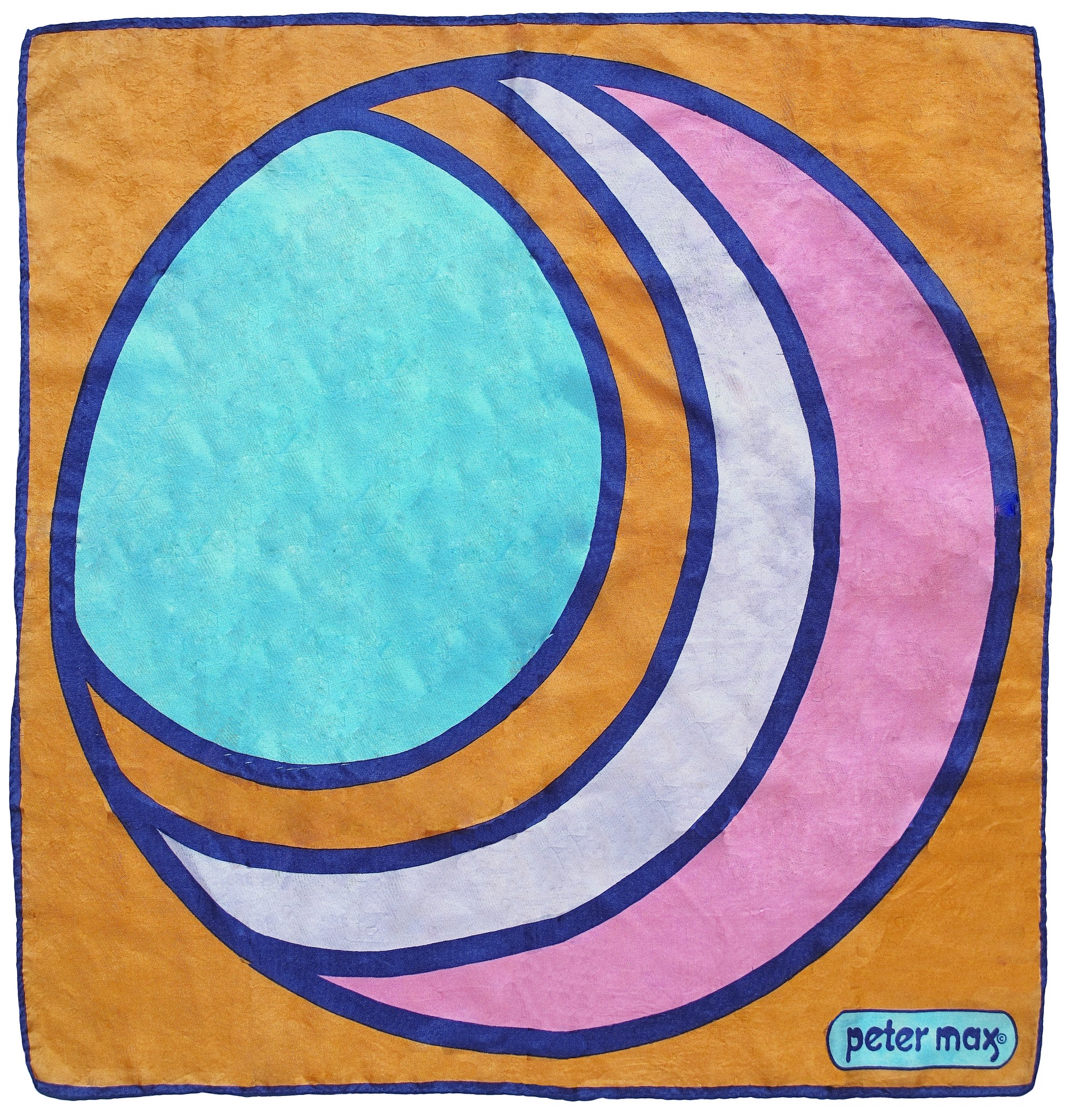 Spheres by Peter Max