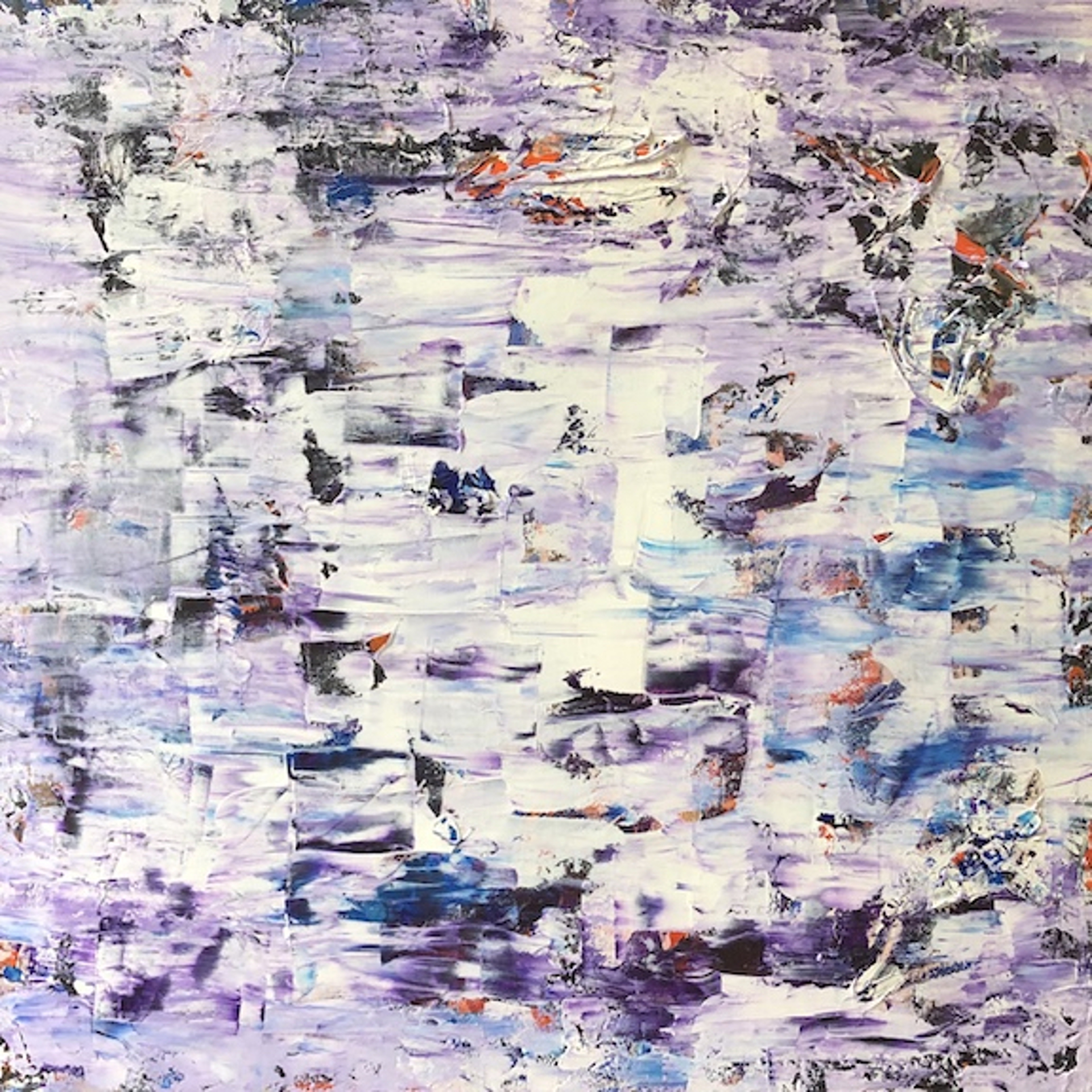 Abstract 9 by Kat O'Neill