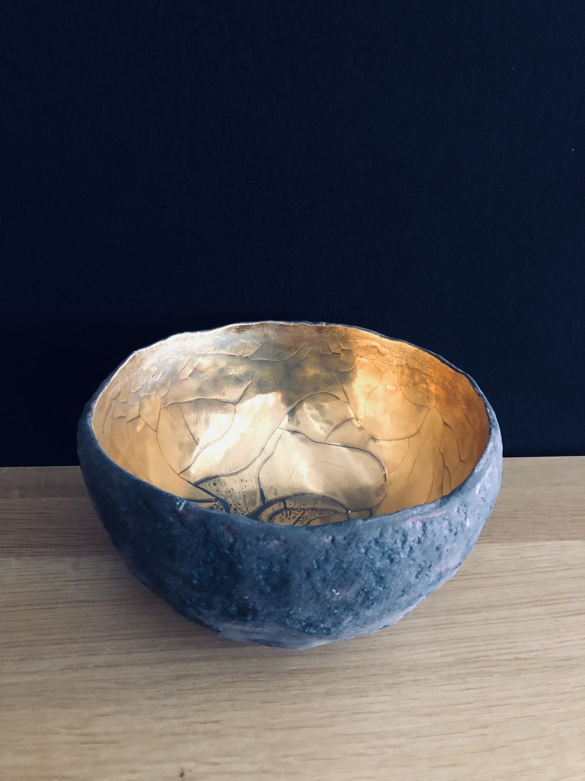 Bowl in ceramic  by Cristina Salusti