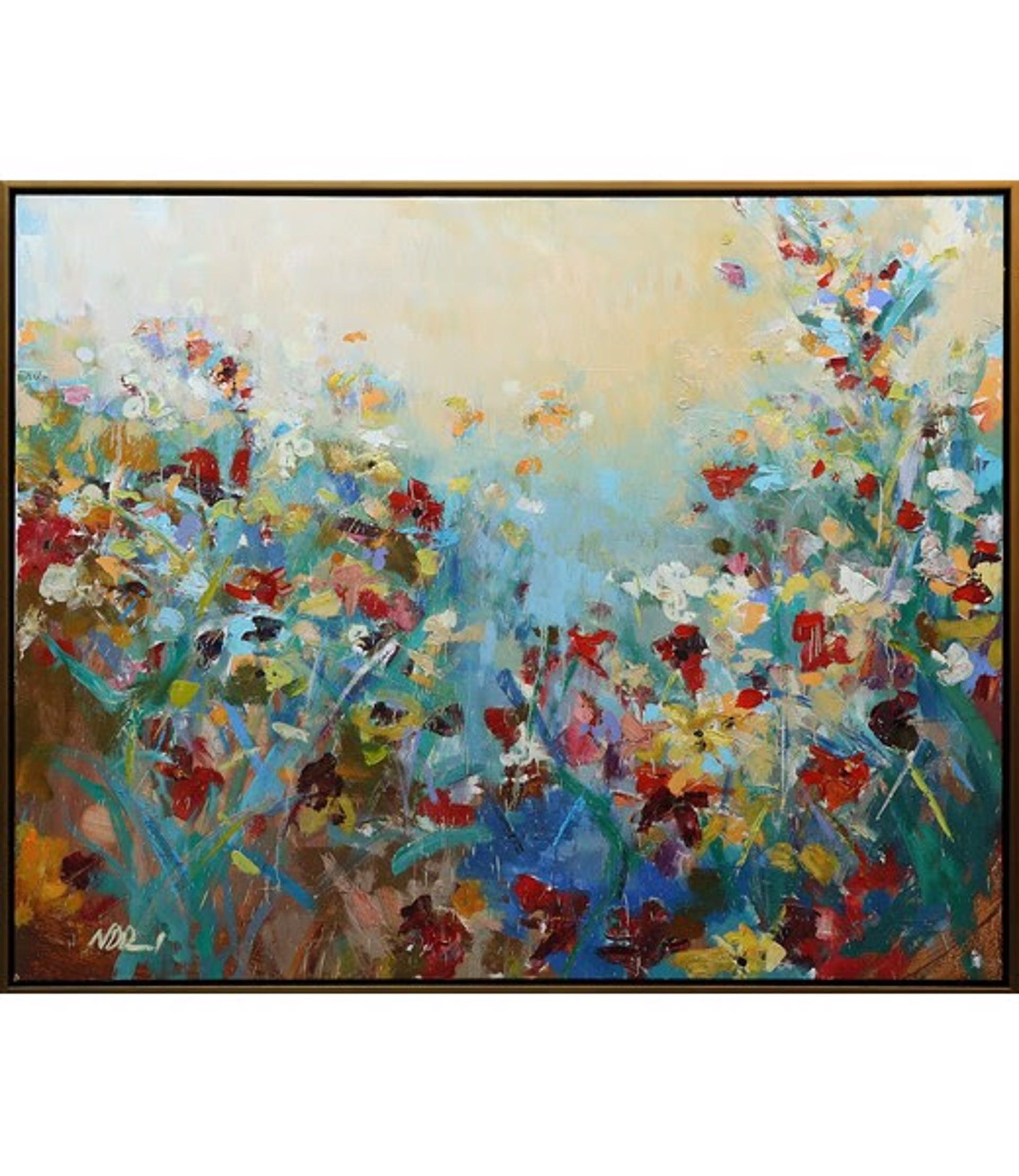 Natures Bloom by Noah Desmond