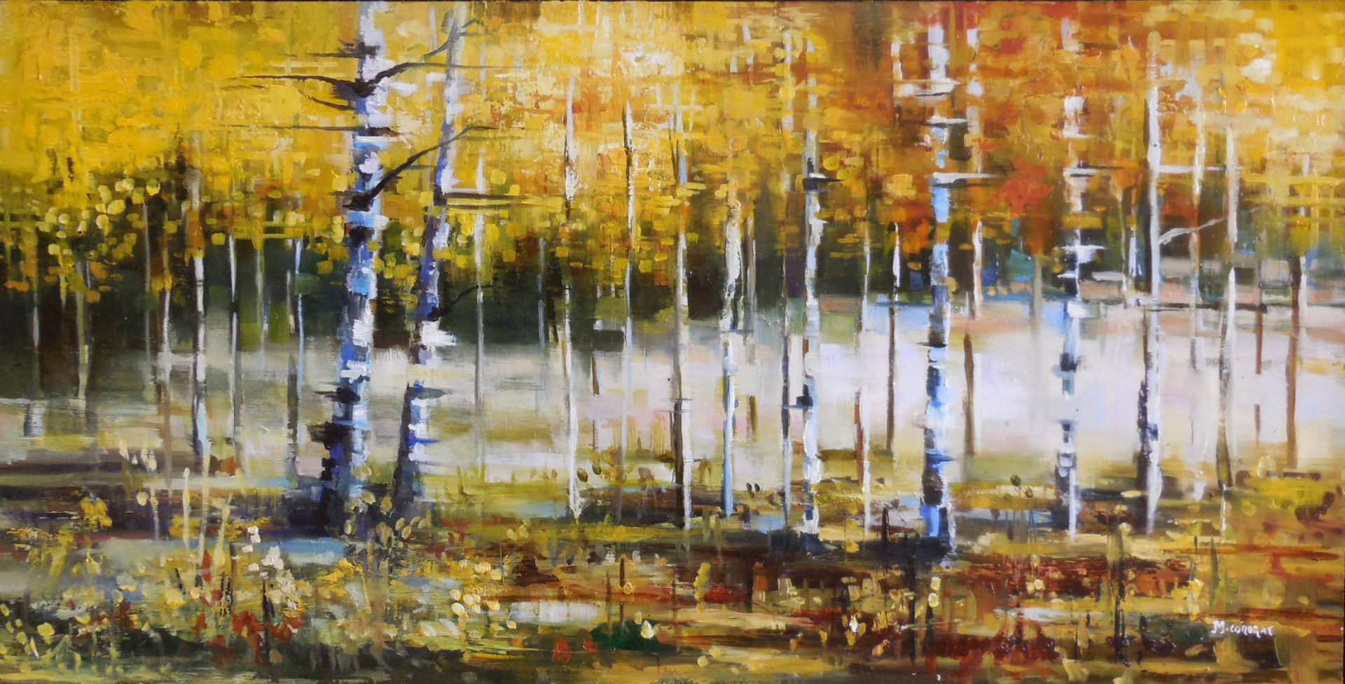 September in the Uinta Mountains by Michelle Condrat