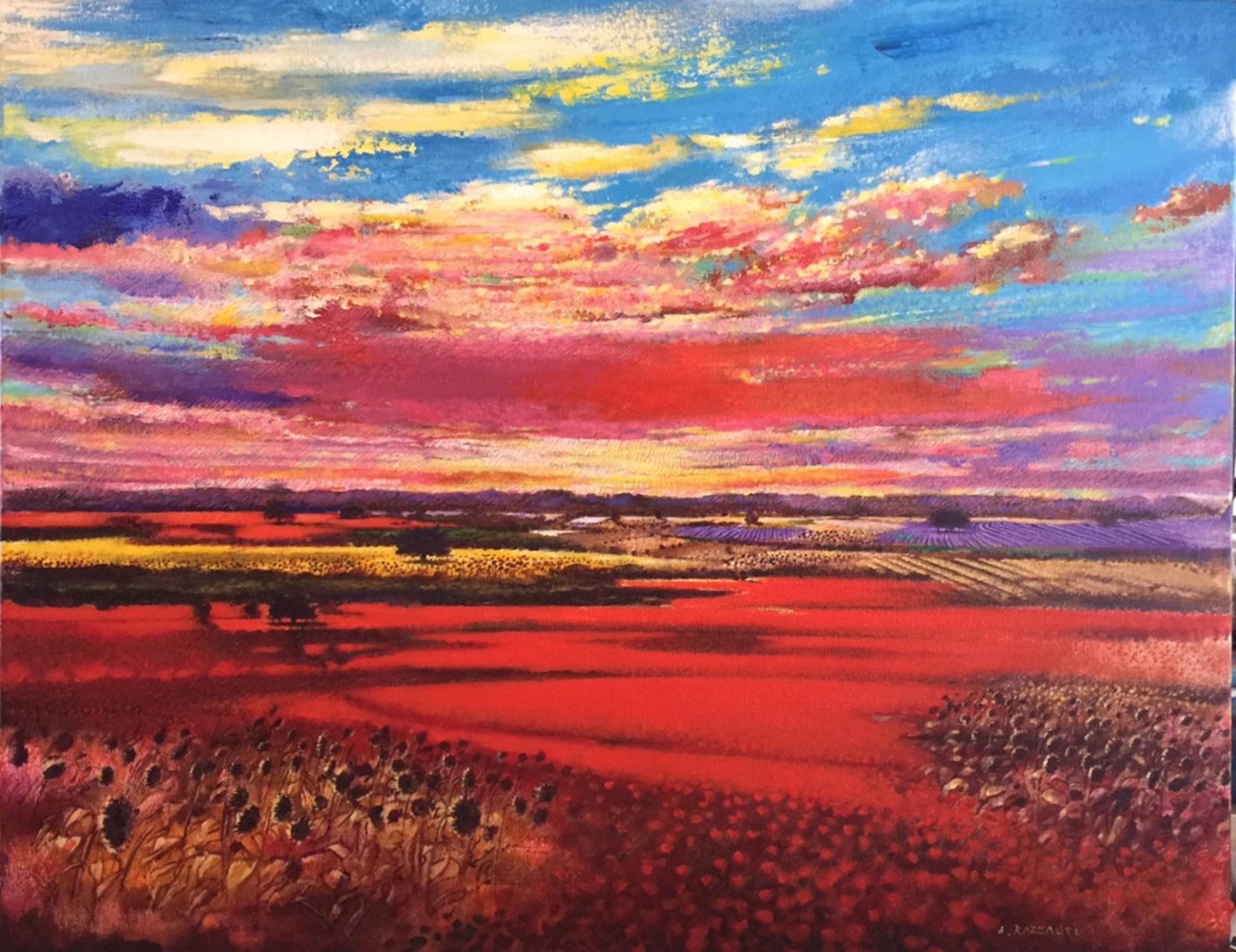 Paesaggio by Andrea Razzauti
