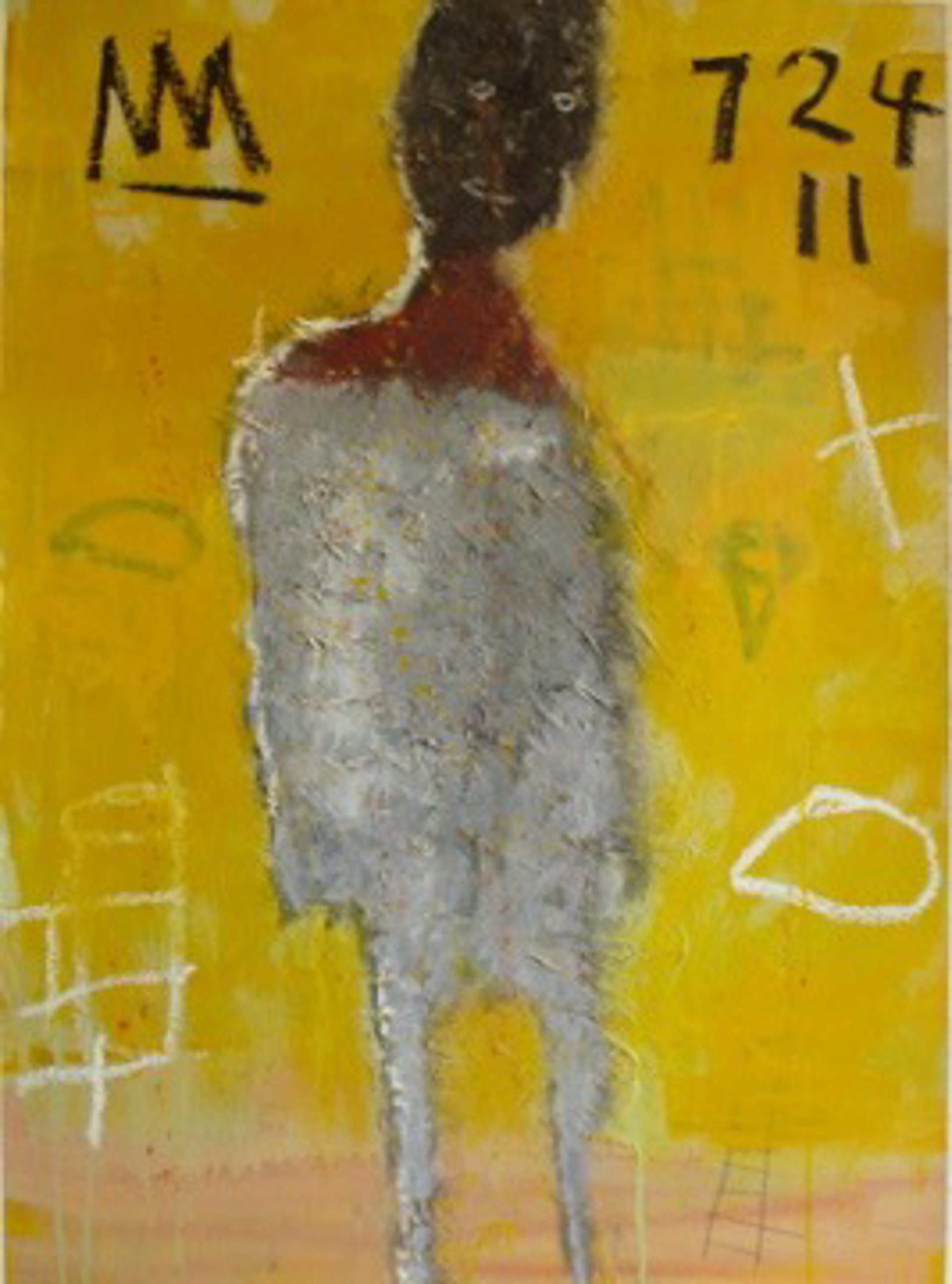 Yellow Chicken Man by Michael Snodgrass