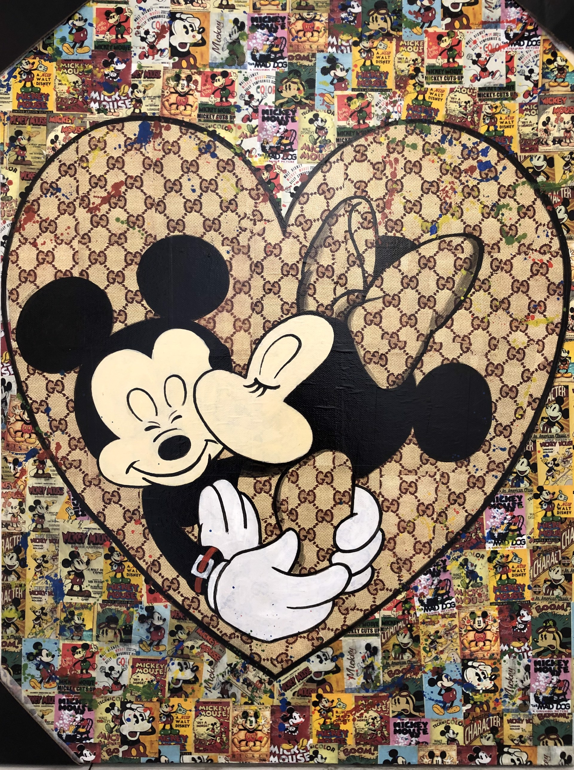 """Gucci Mickey&Minnie"" by Buma Project"
