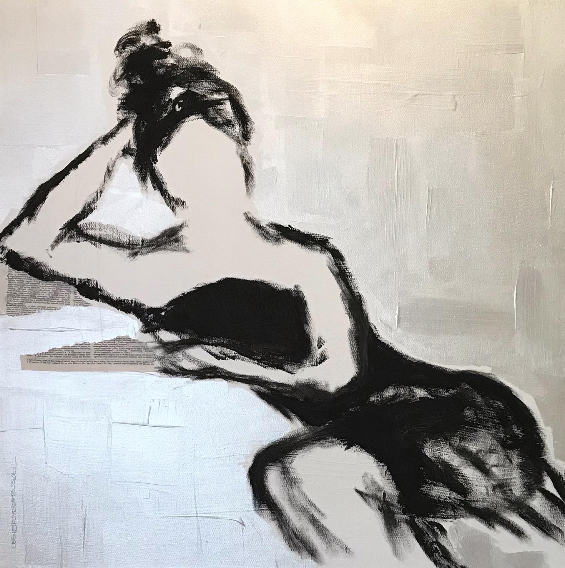 Figure No. 125 by Leslie Poteet Busker