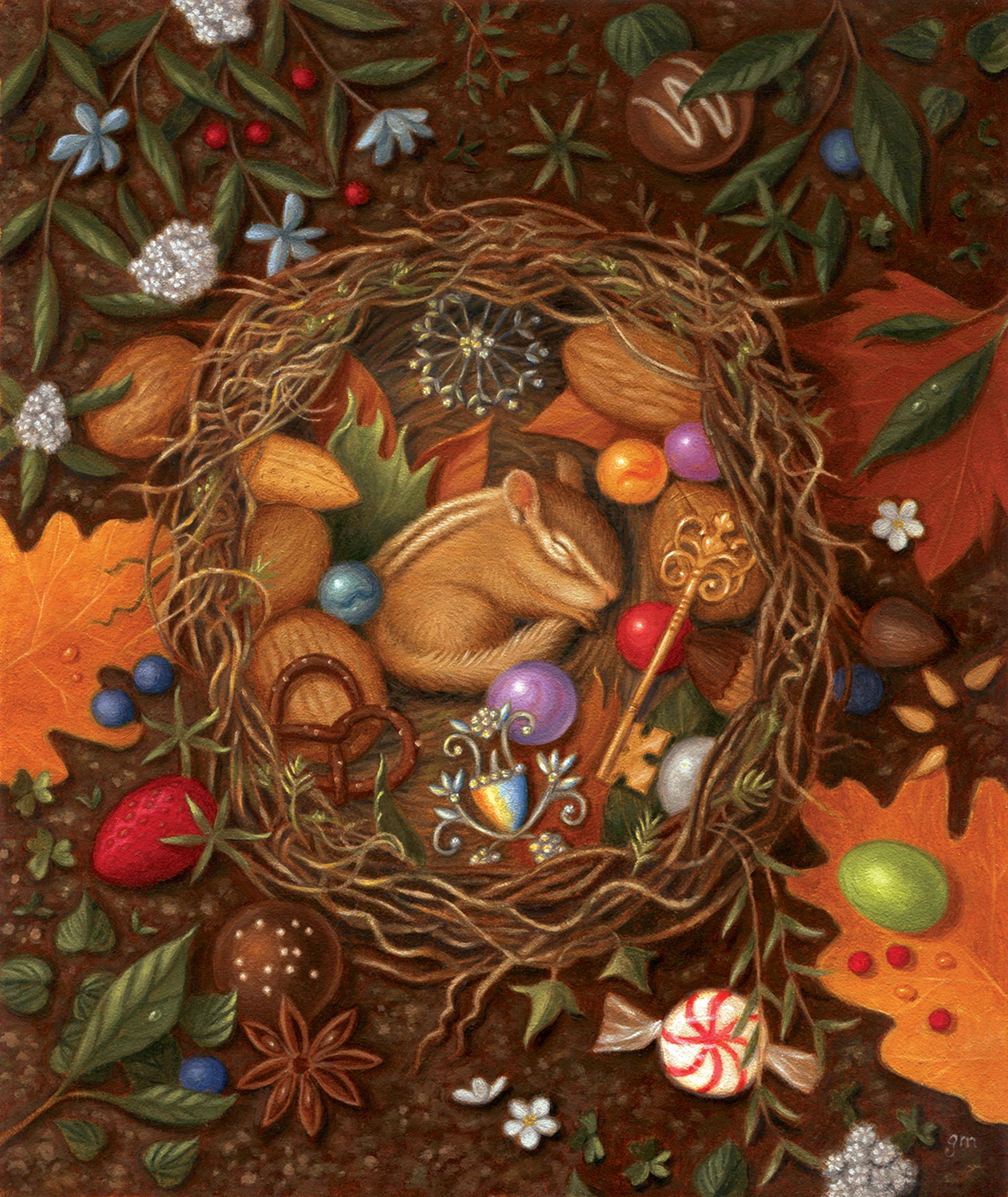 The Collector by Gina Matarazzo
