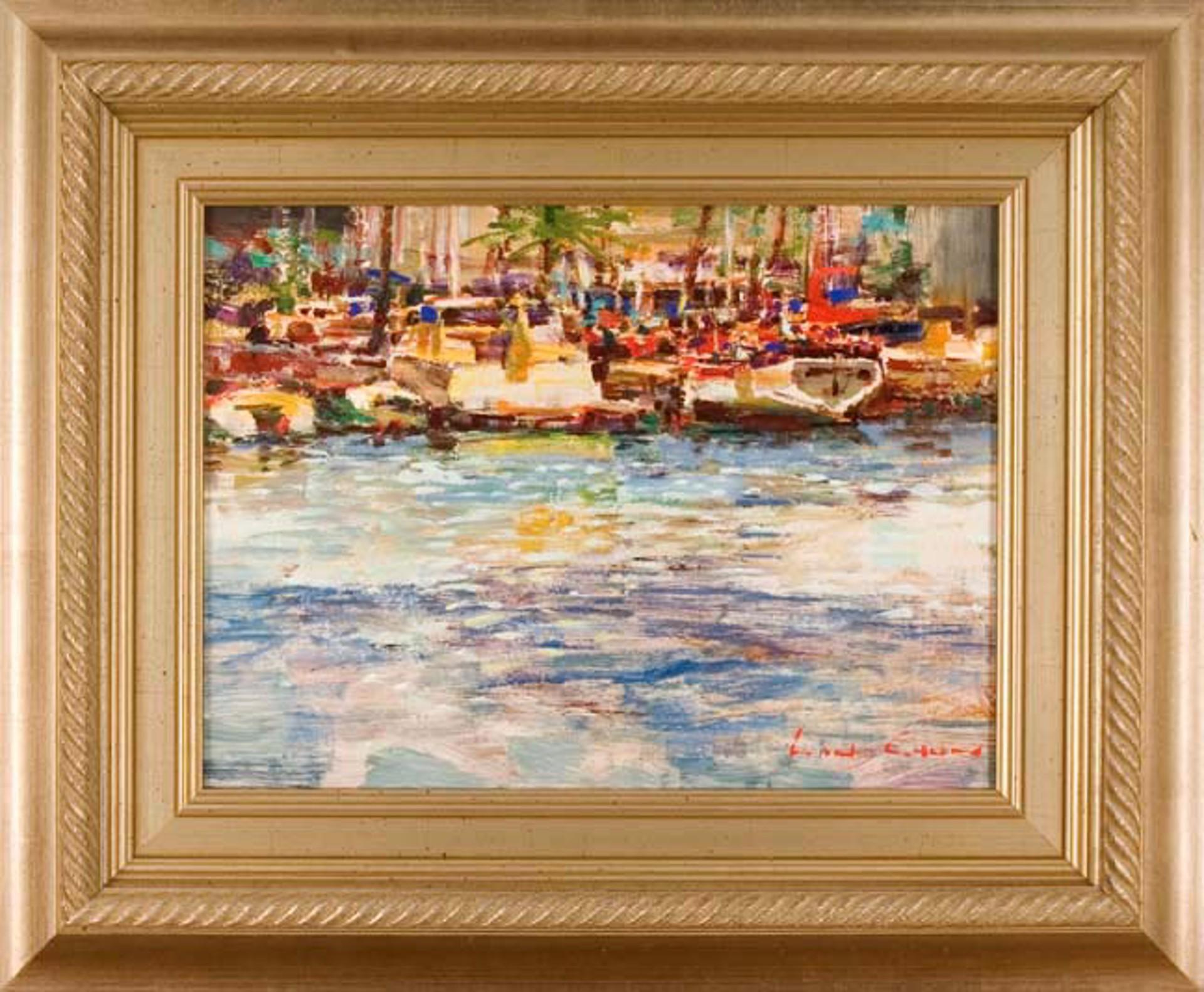 Safe Harbor II by Lau Chun