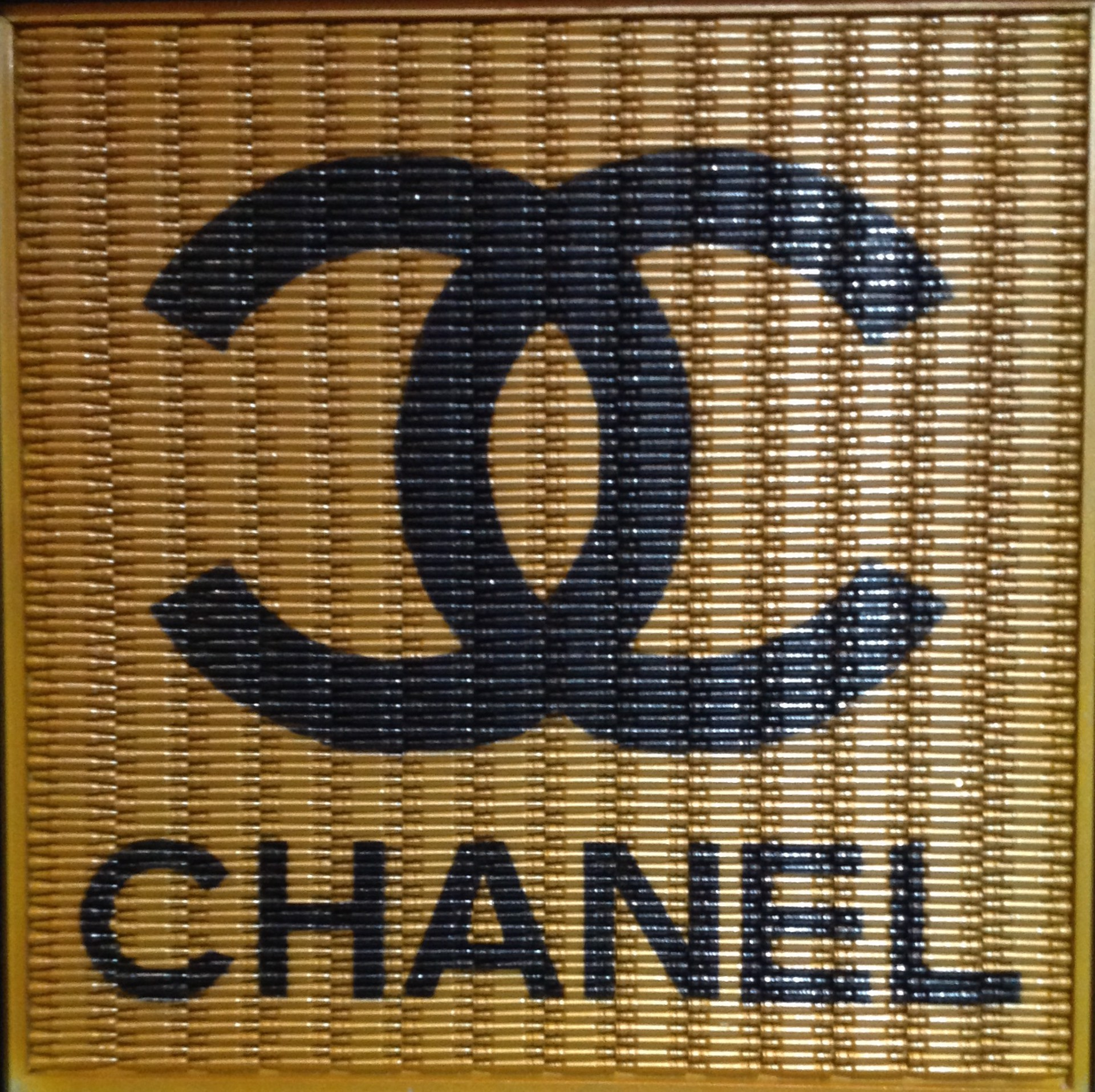 """Bullet Series"" Chanel by Efi Mashiah"