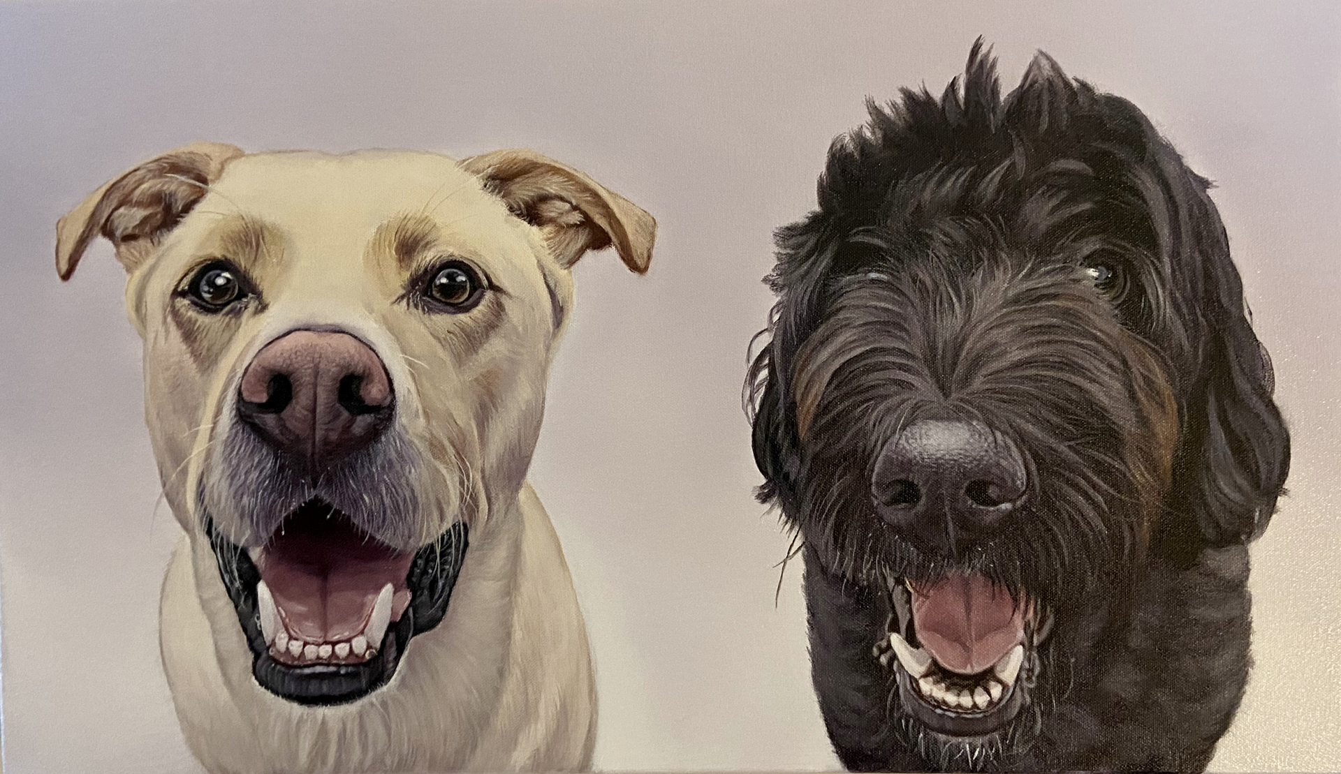 Sullivan and Pepper by James Ruby