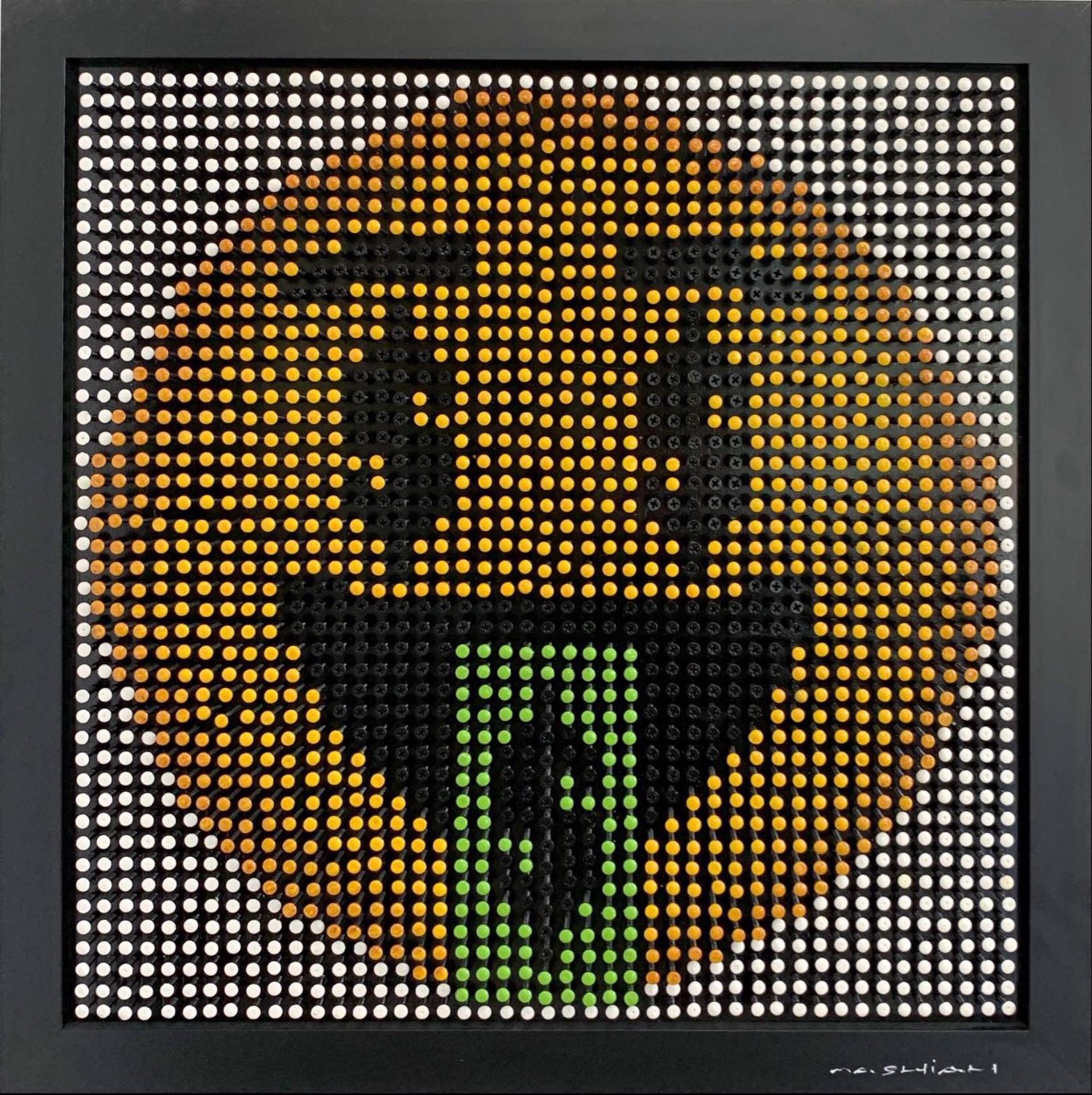 Emoji Screw Series - Money-Mouth Face by Efi Mashiah