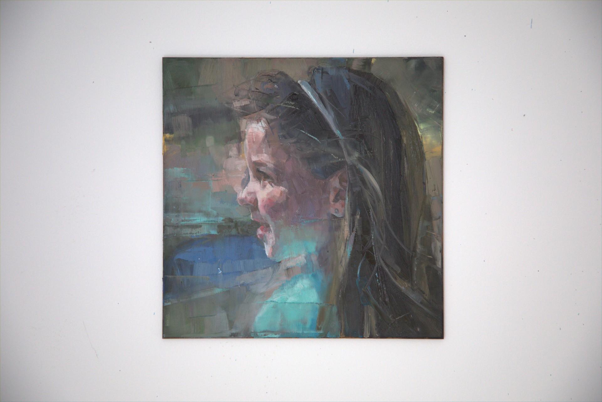 Reflection by Elena Burykina