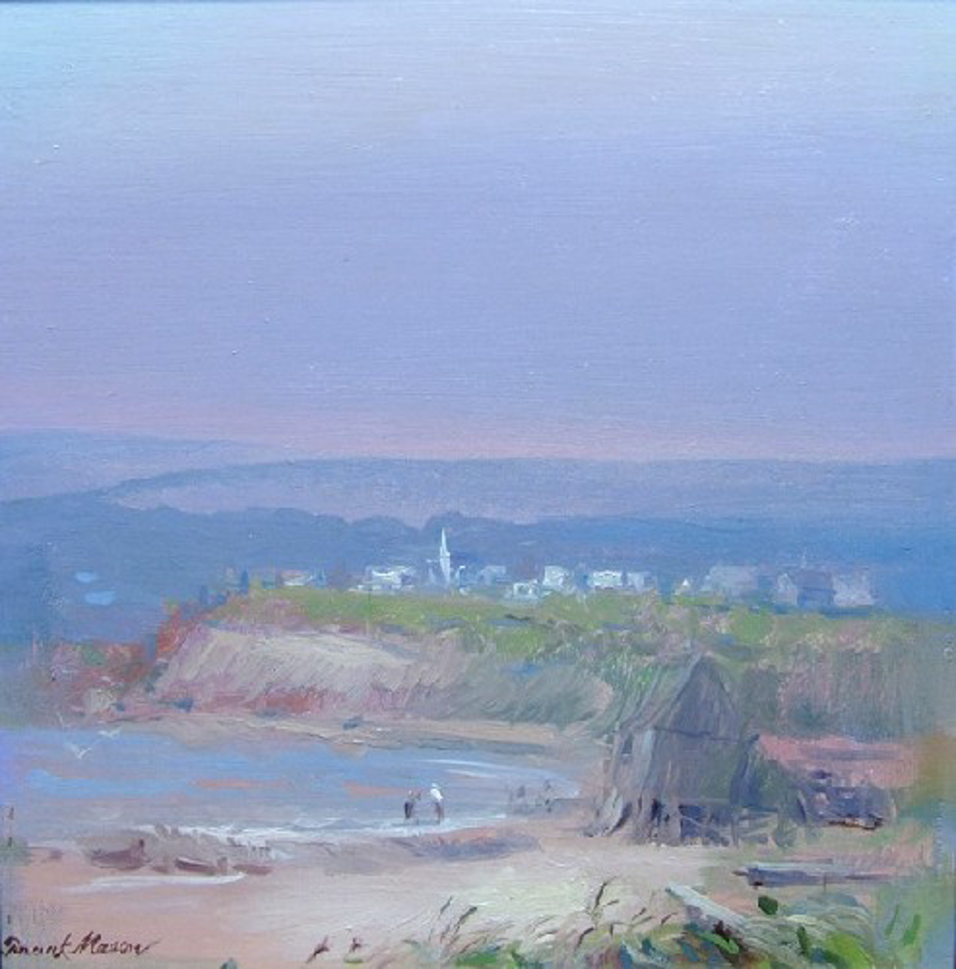 Ingonish, Nova Scotia by Frank Mason (1921 - 2009)