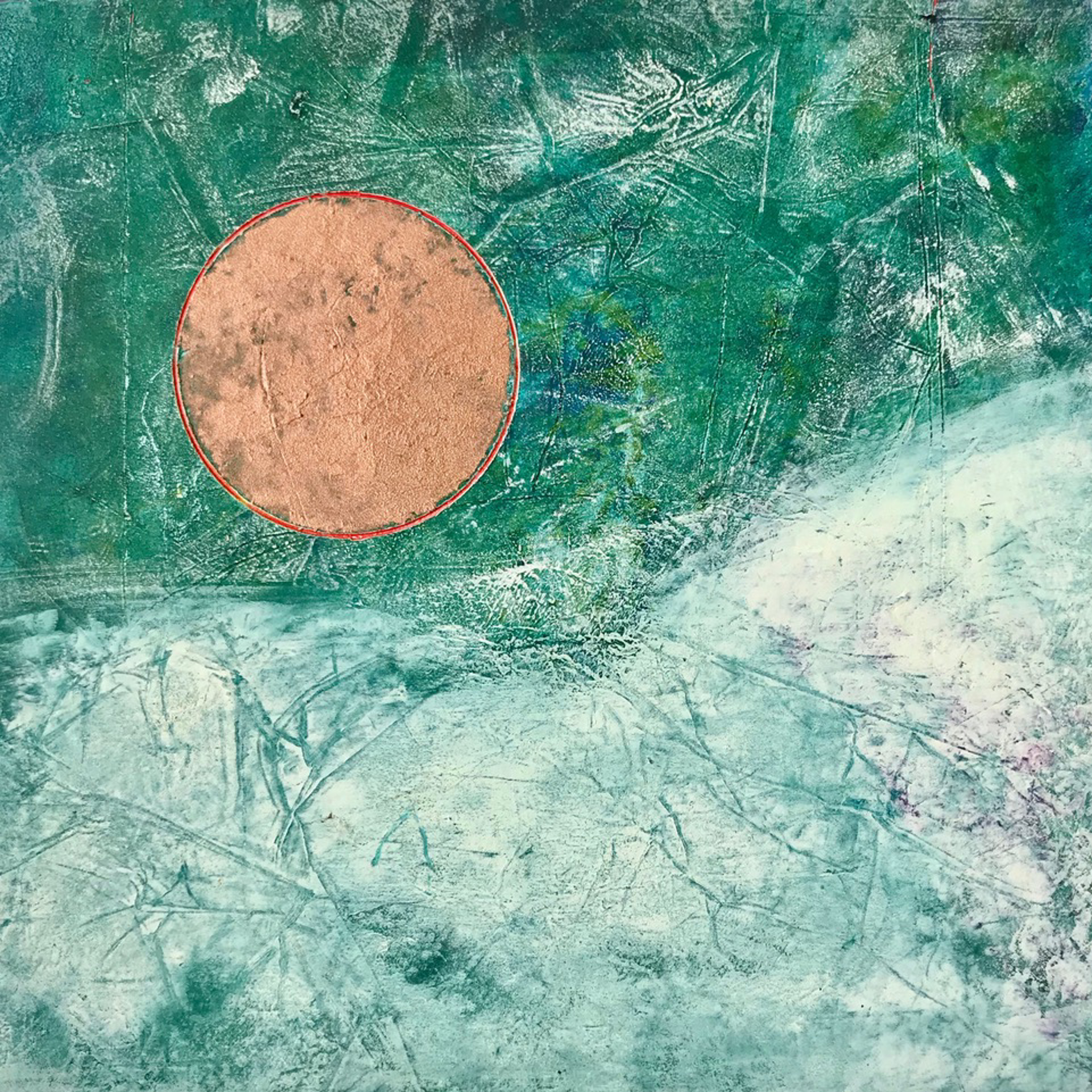 Celestial #1 by Lori Elliott-Bartle