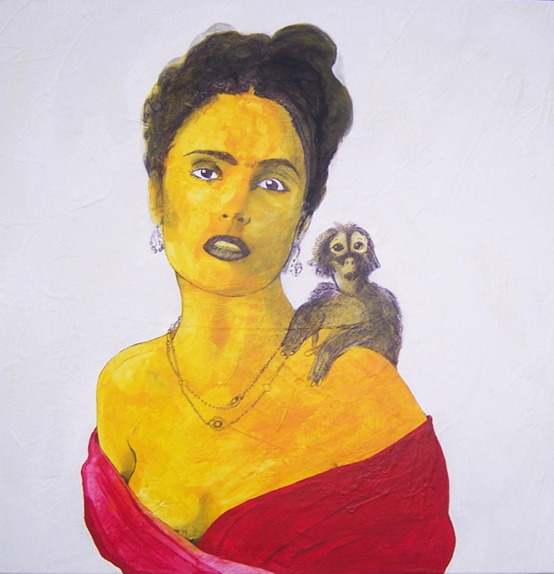Salma H. - Frieda by Hans Joerg Fuerpass
