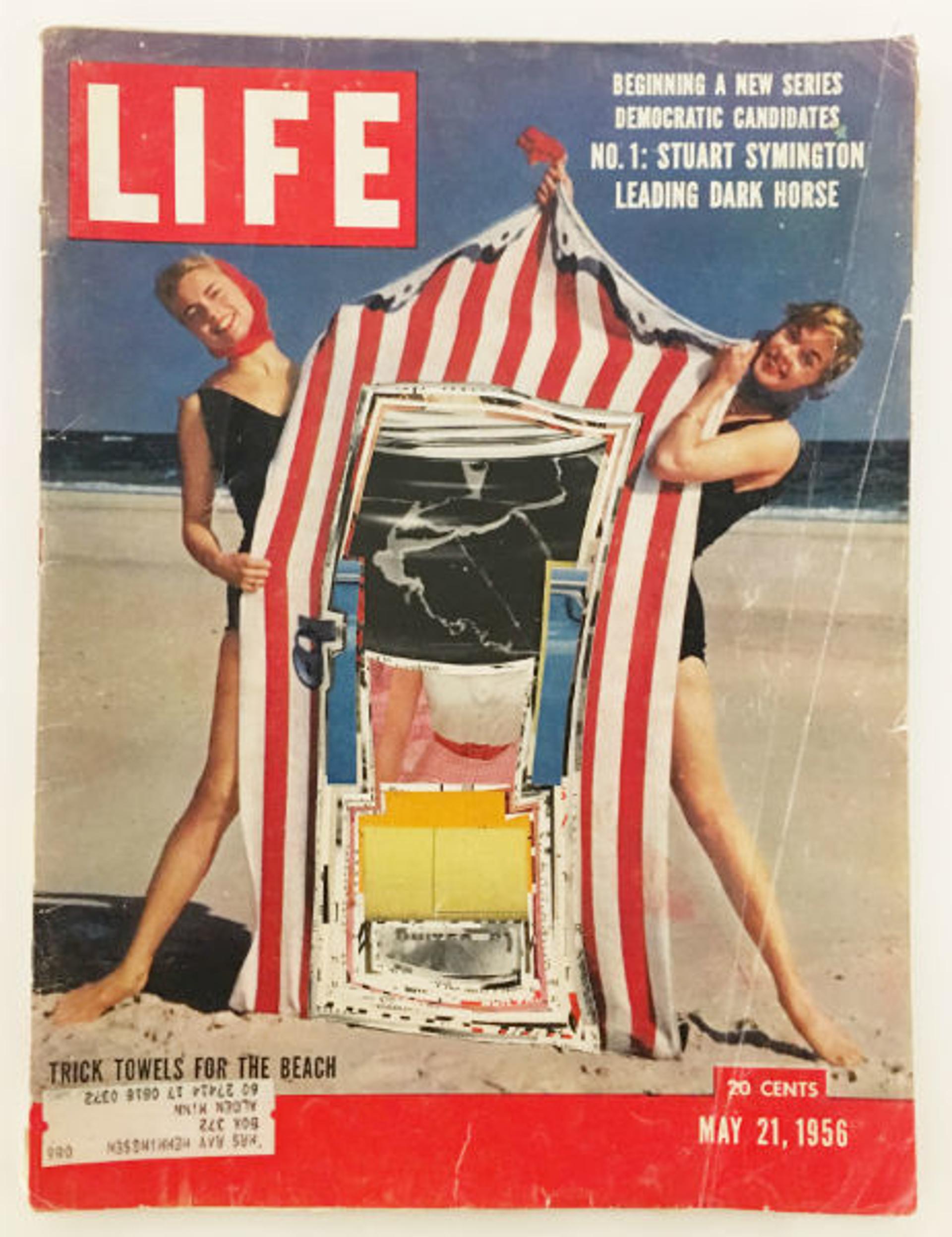 Untitled (Life Magazine) by Mario Zoots
