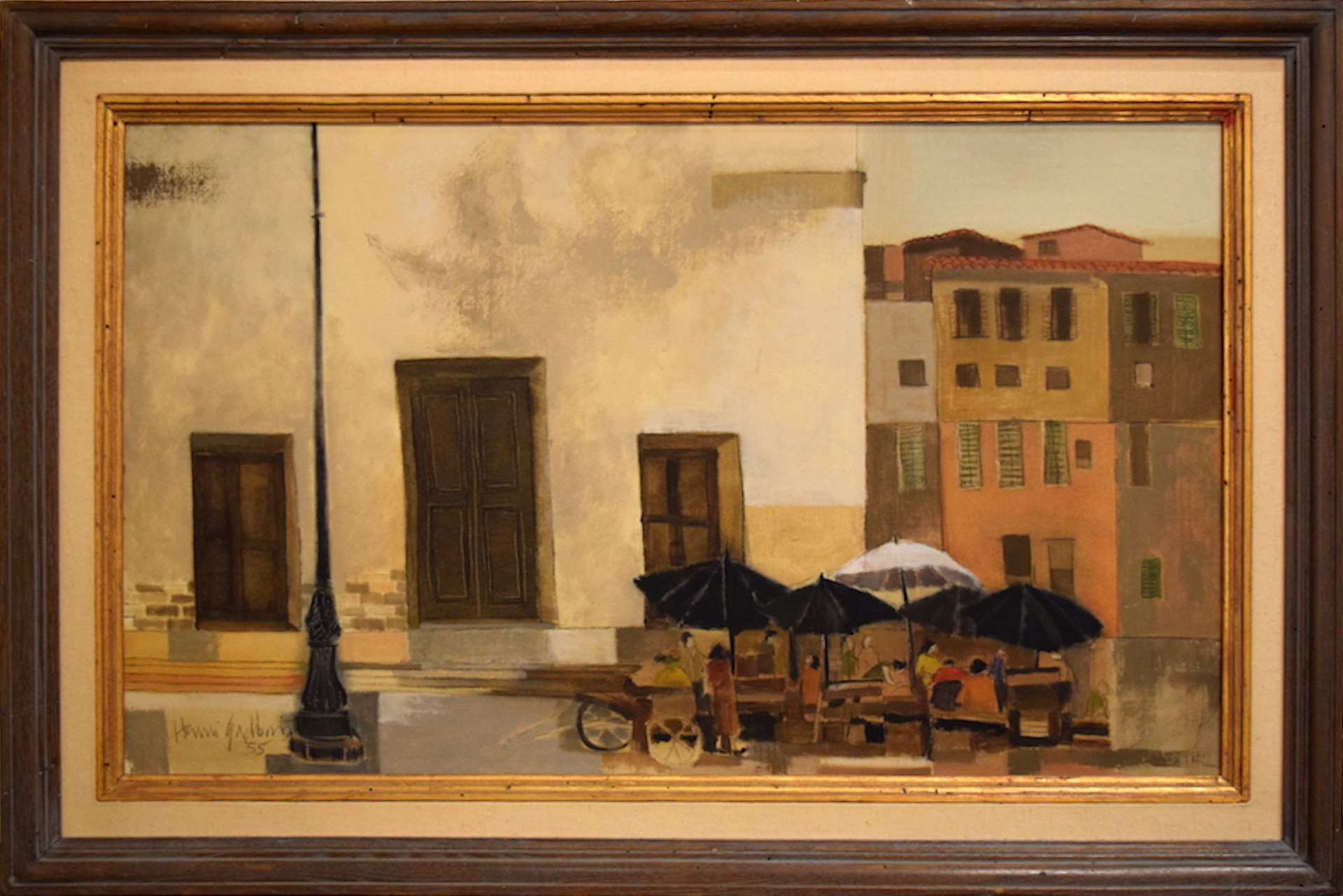 Rothenberg by Henri Gadbois