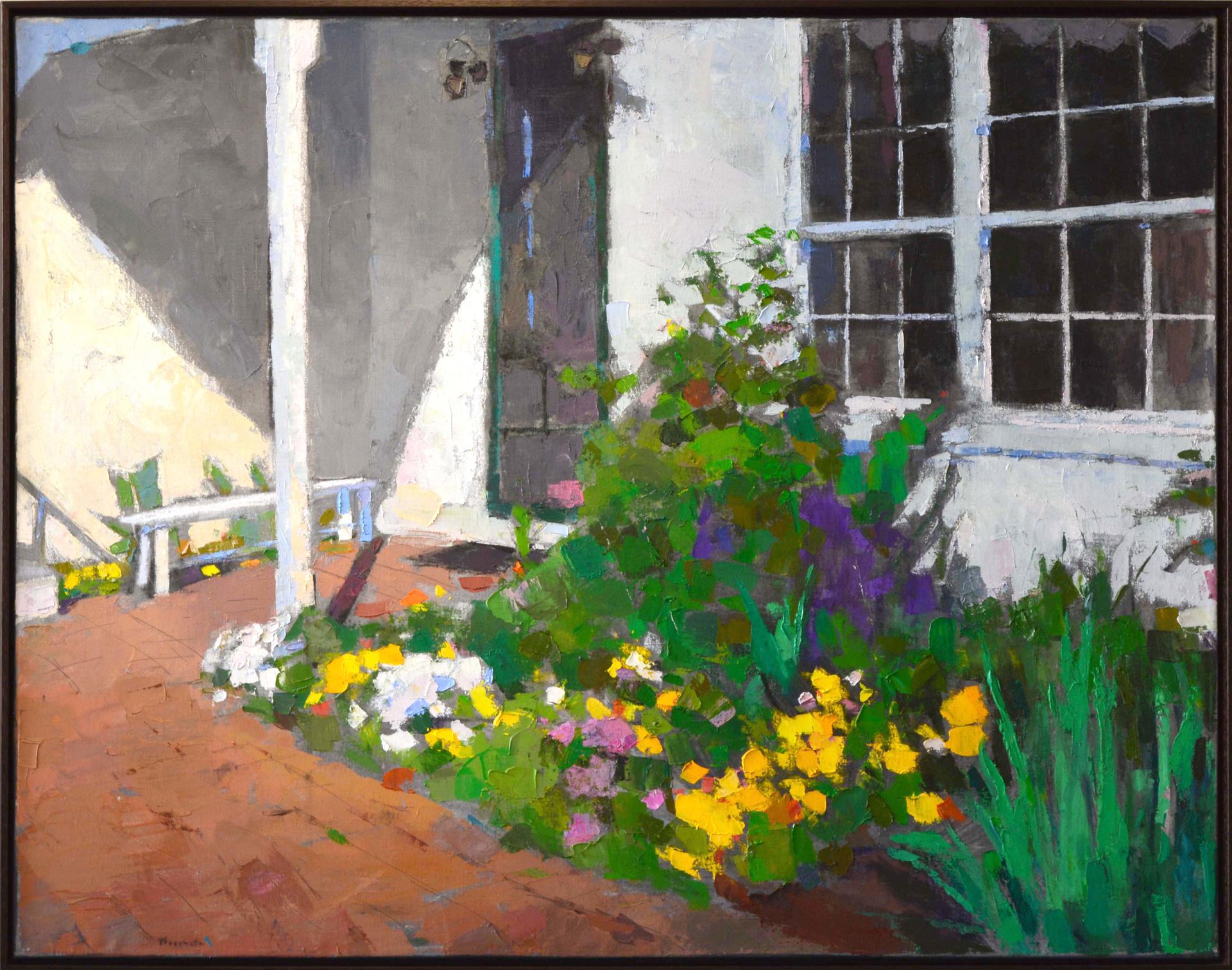 Kitchen Garden by Larry Horowitz