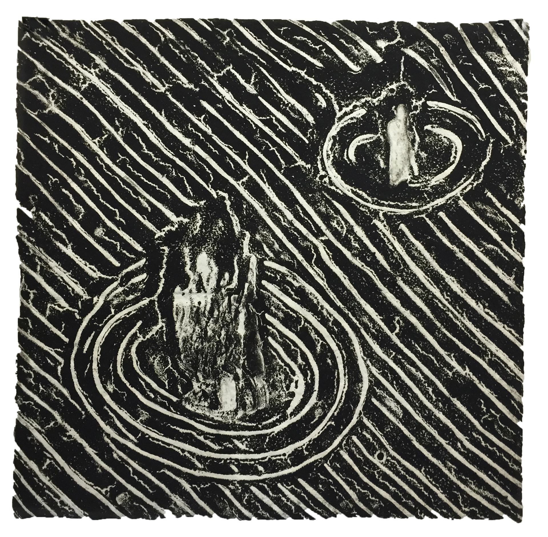 Untitled (2 dark) by David Lynch