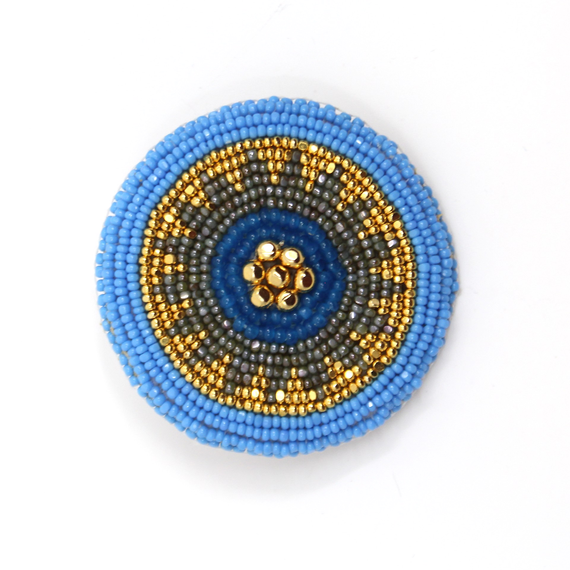 Disc Pin by Hollis Chitto