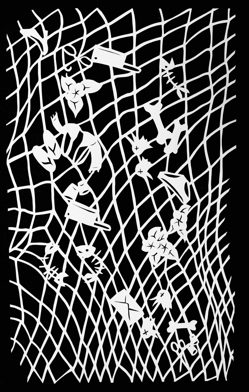 Trapped II by Lauren Iida | Early Works