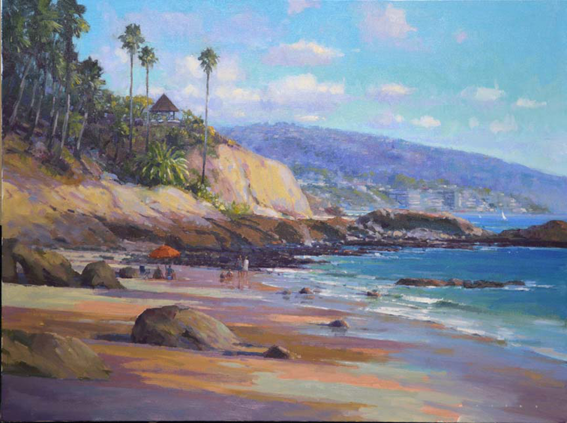 Lovely Laguna Day by Ronaldo Macedo