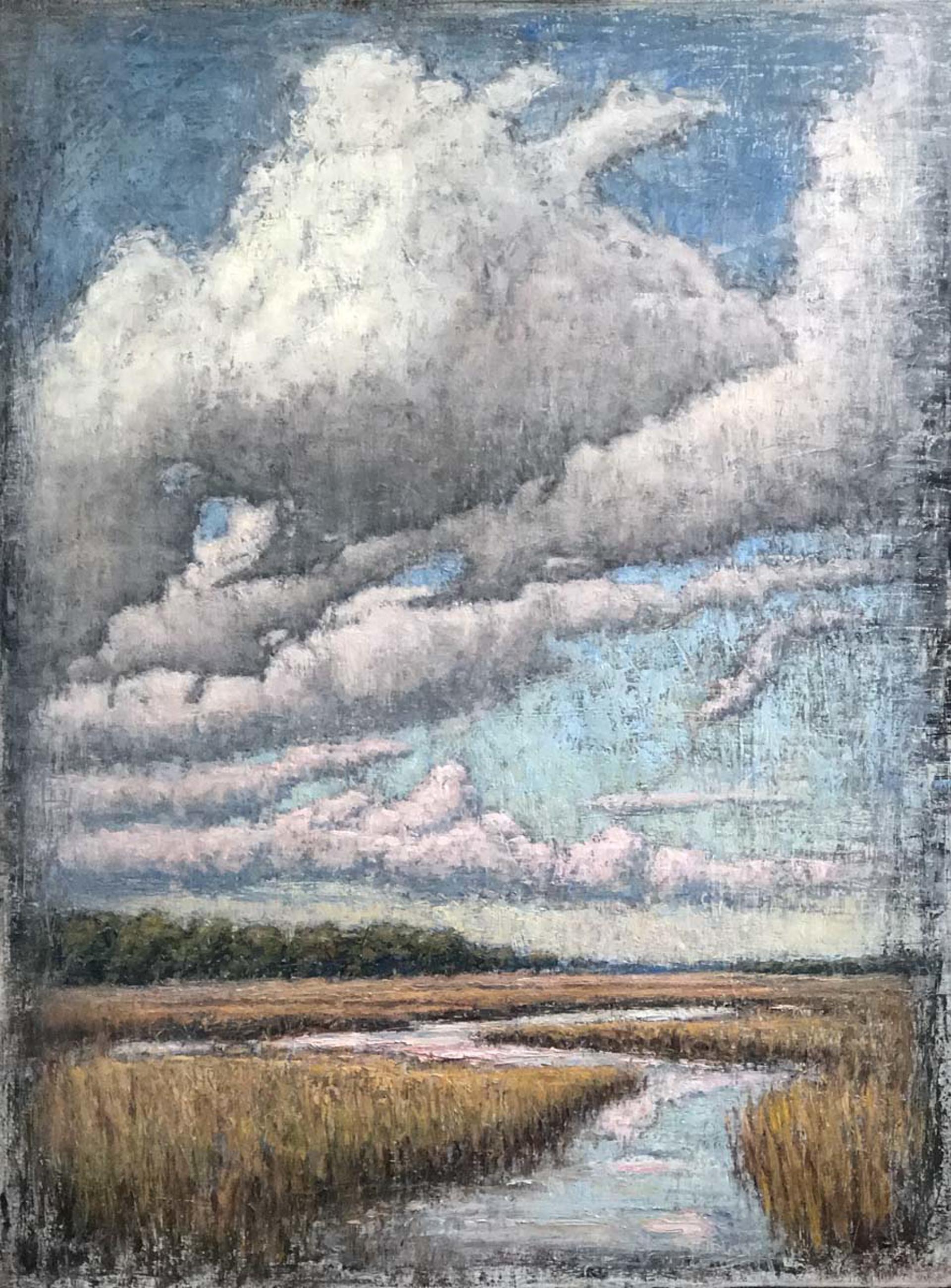 Kiawah Passage by Brett Weaver