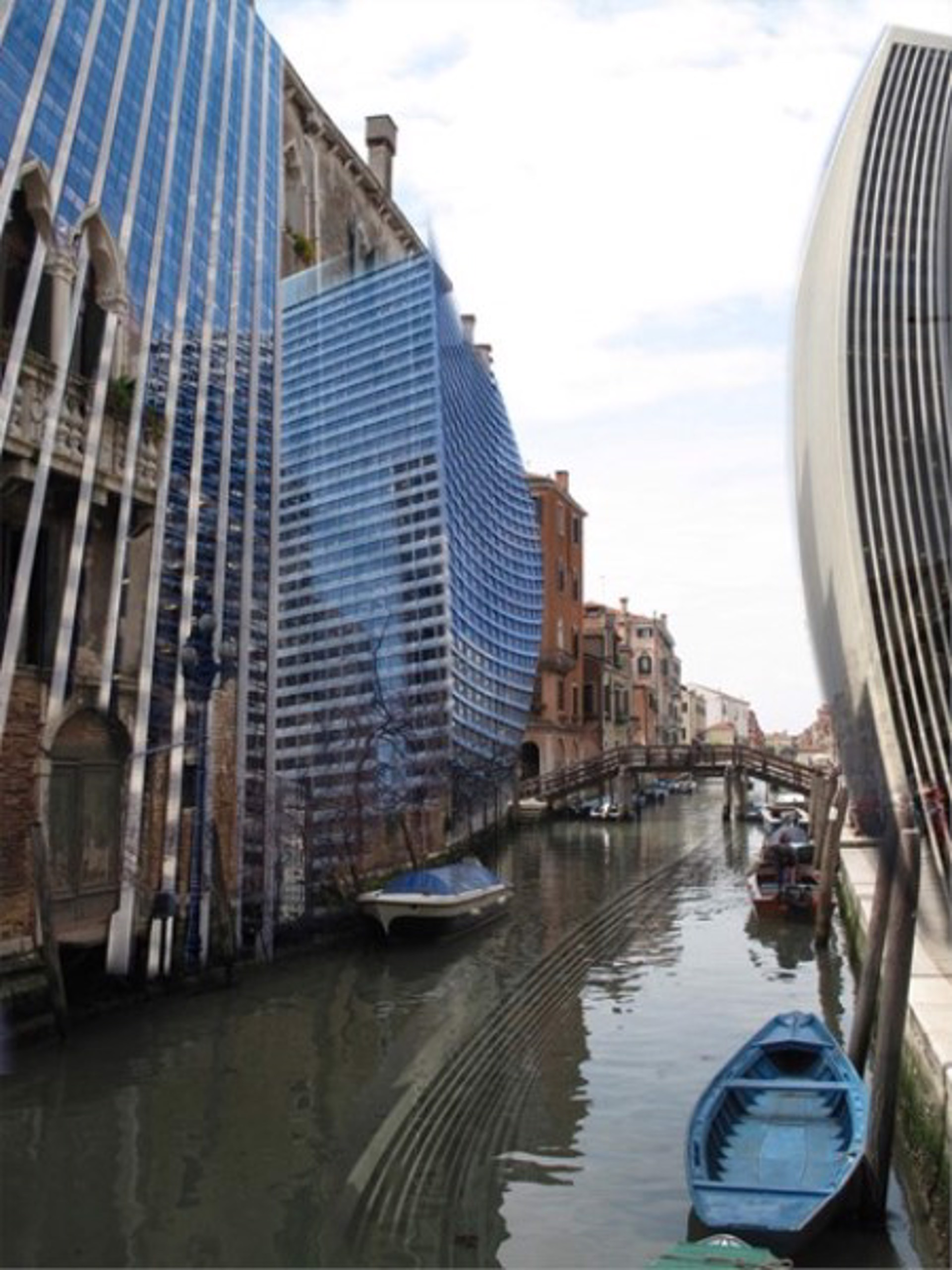 Venezia - San Francisco 2 by Lisa Borgiani