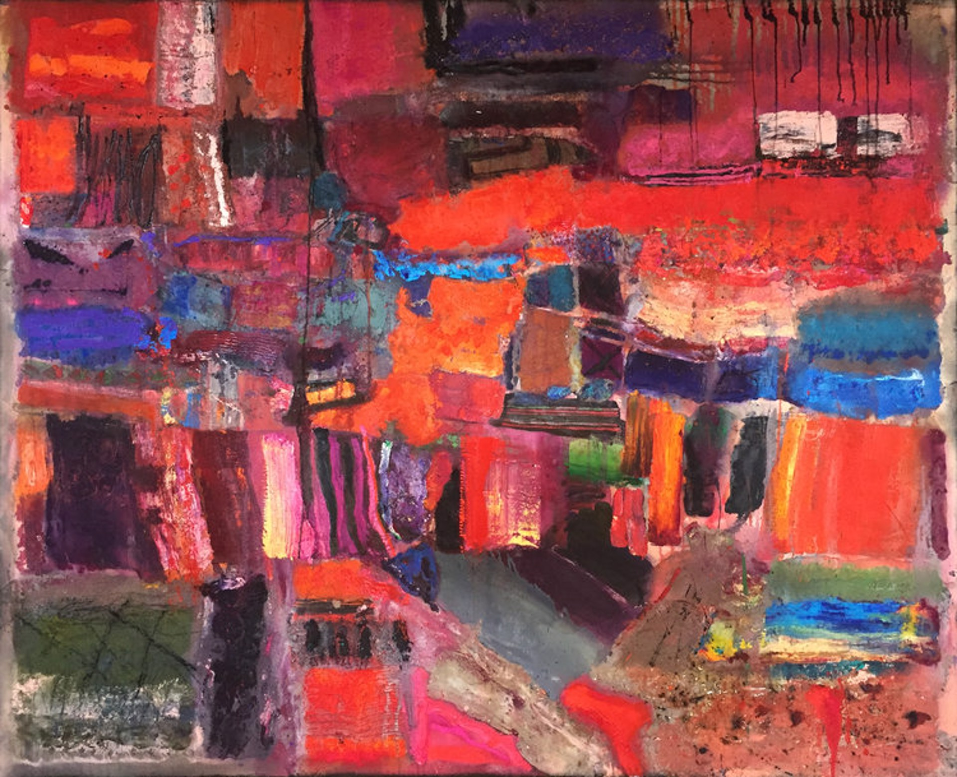 Abstract III by Dick Jemison