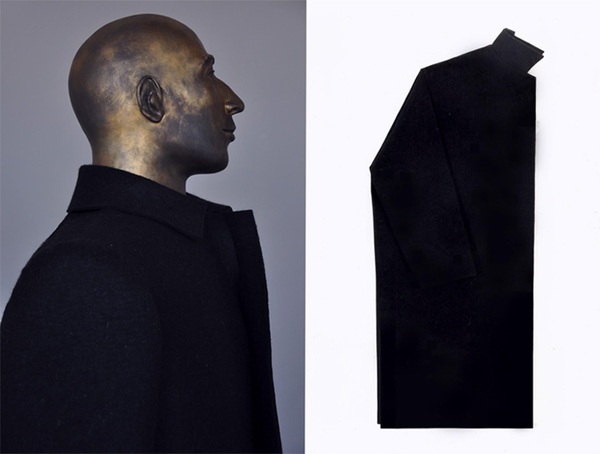 He-Coat by Judith Shea
