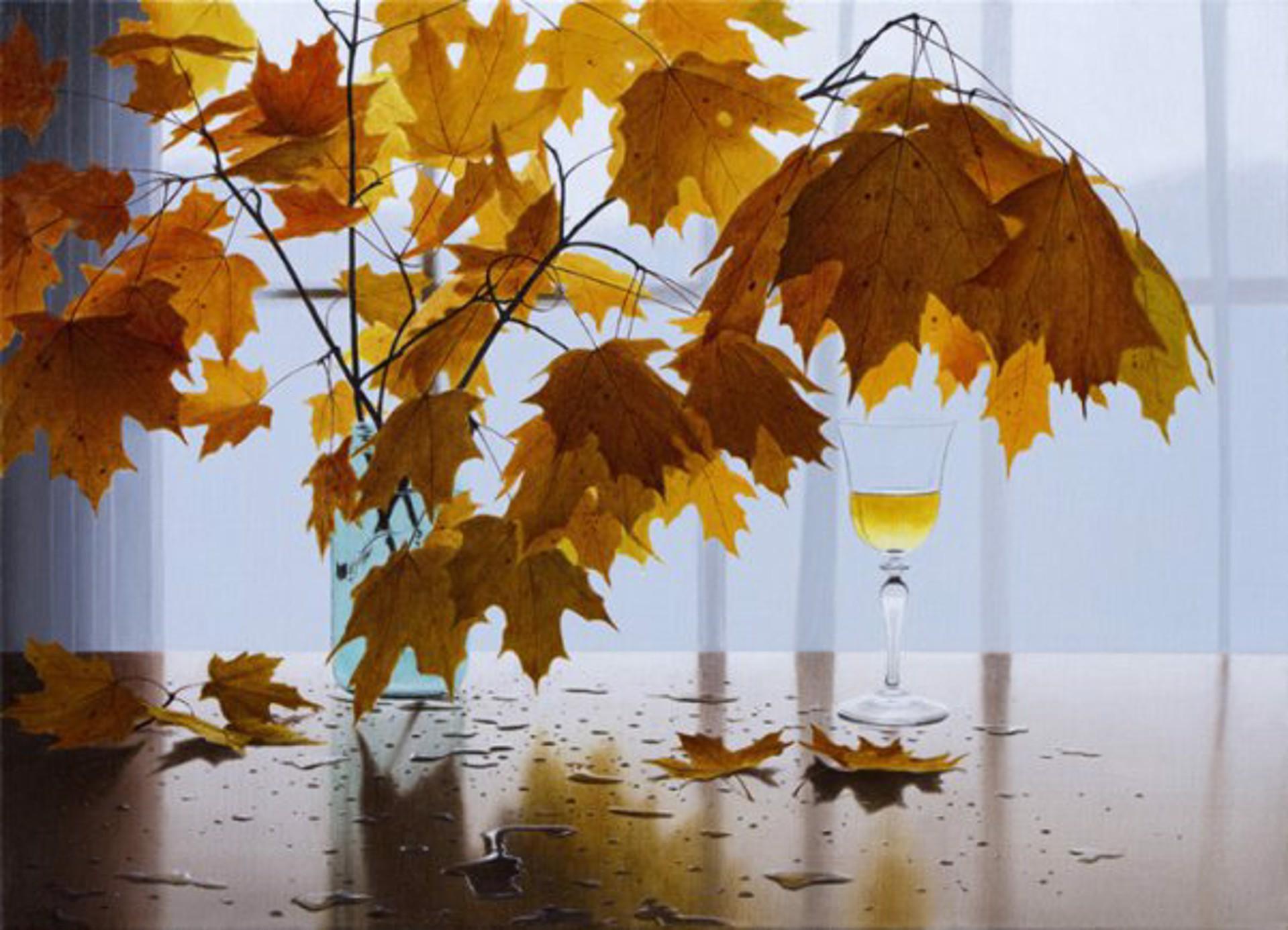 Autumn Wine by Alexander Volkov