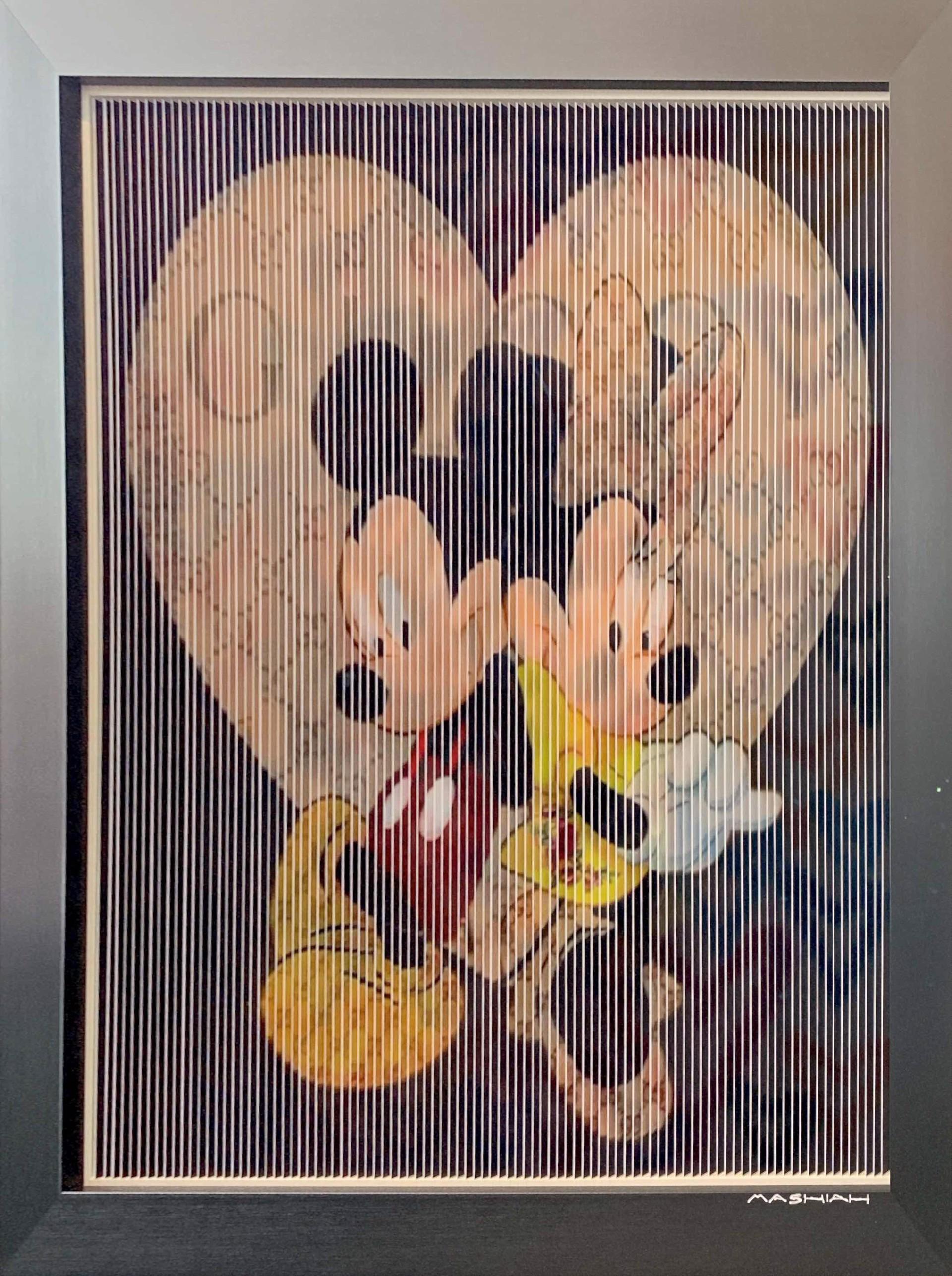 I Love You - Mickey & Minnie by Efi Mashiah