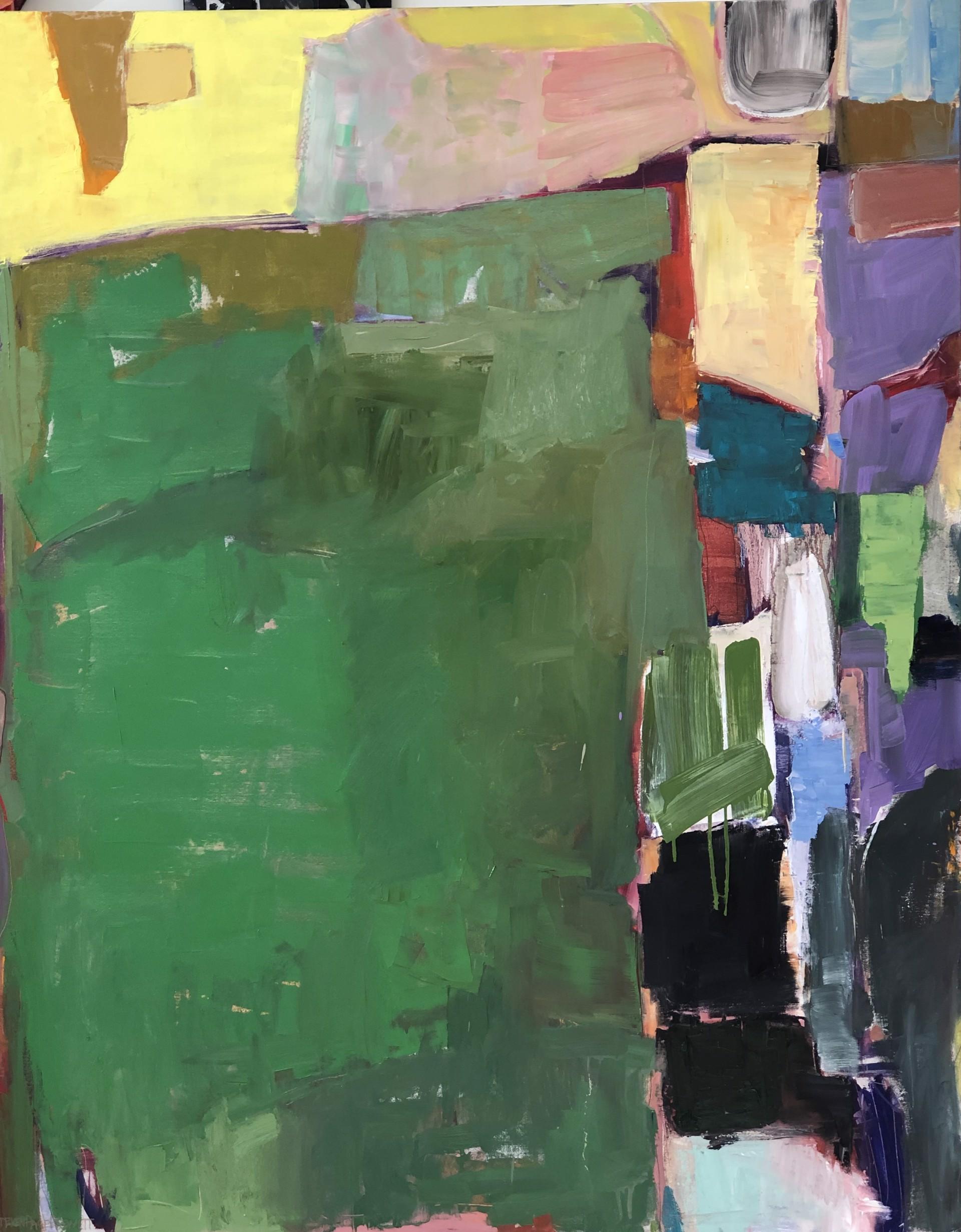 Abstract Landscape 13 by stevenpage prewitt