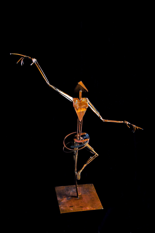 Ballerina II by Eric Johnson