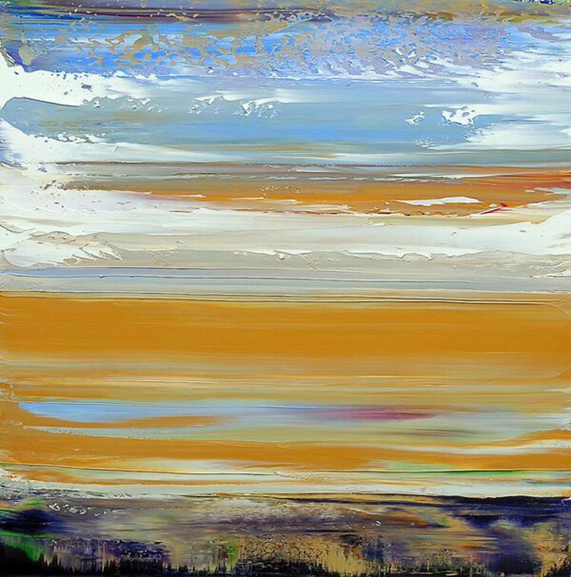 Blue Above by James C. Leonard