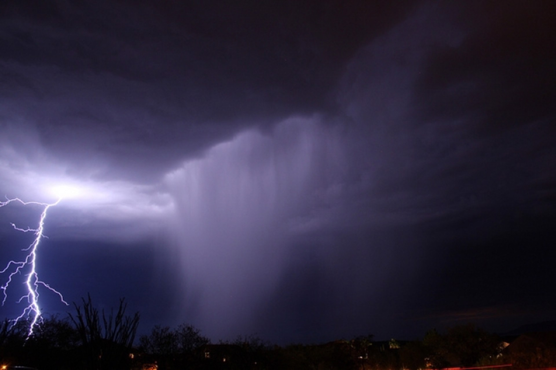 Arizona Monsoon by John Hays