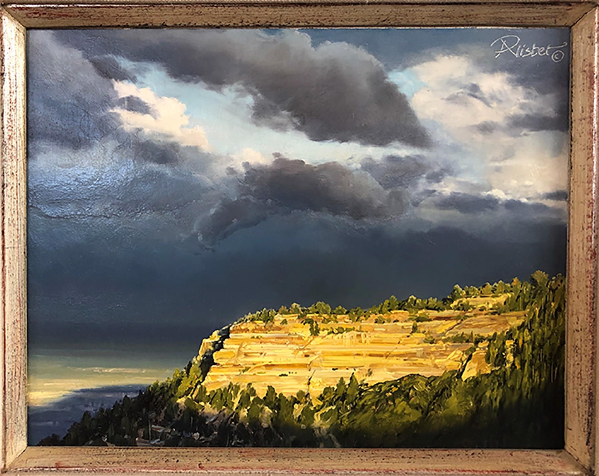 Hot Cliffs by P.A. Nesbit