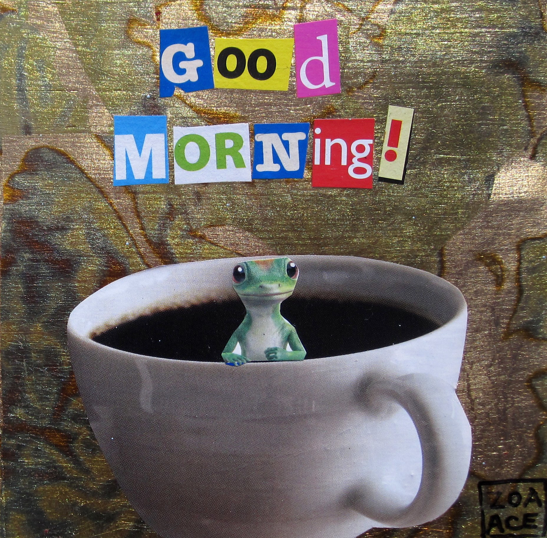 Good Morning by Zoa Ace