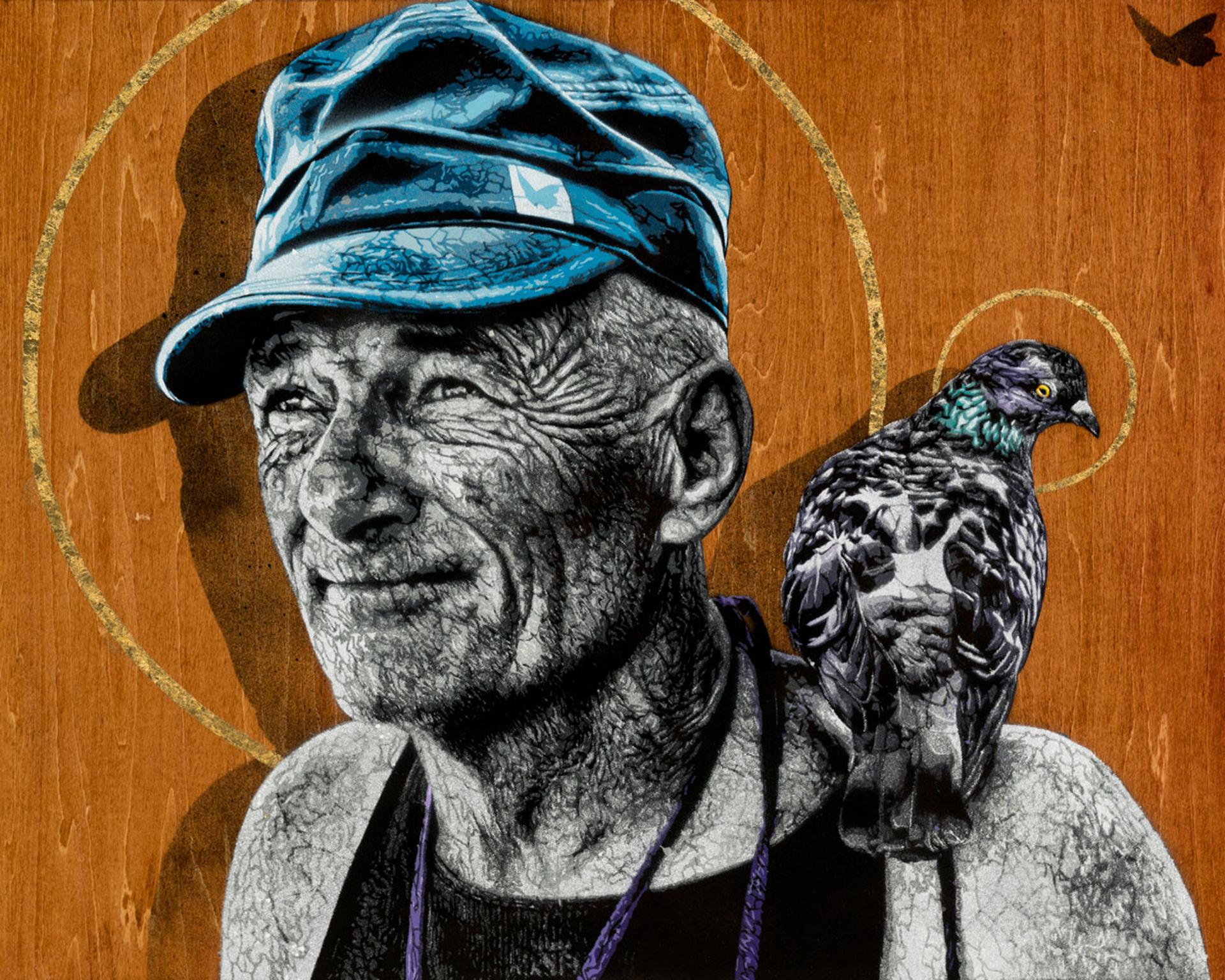 Birdman by Nils Westergard