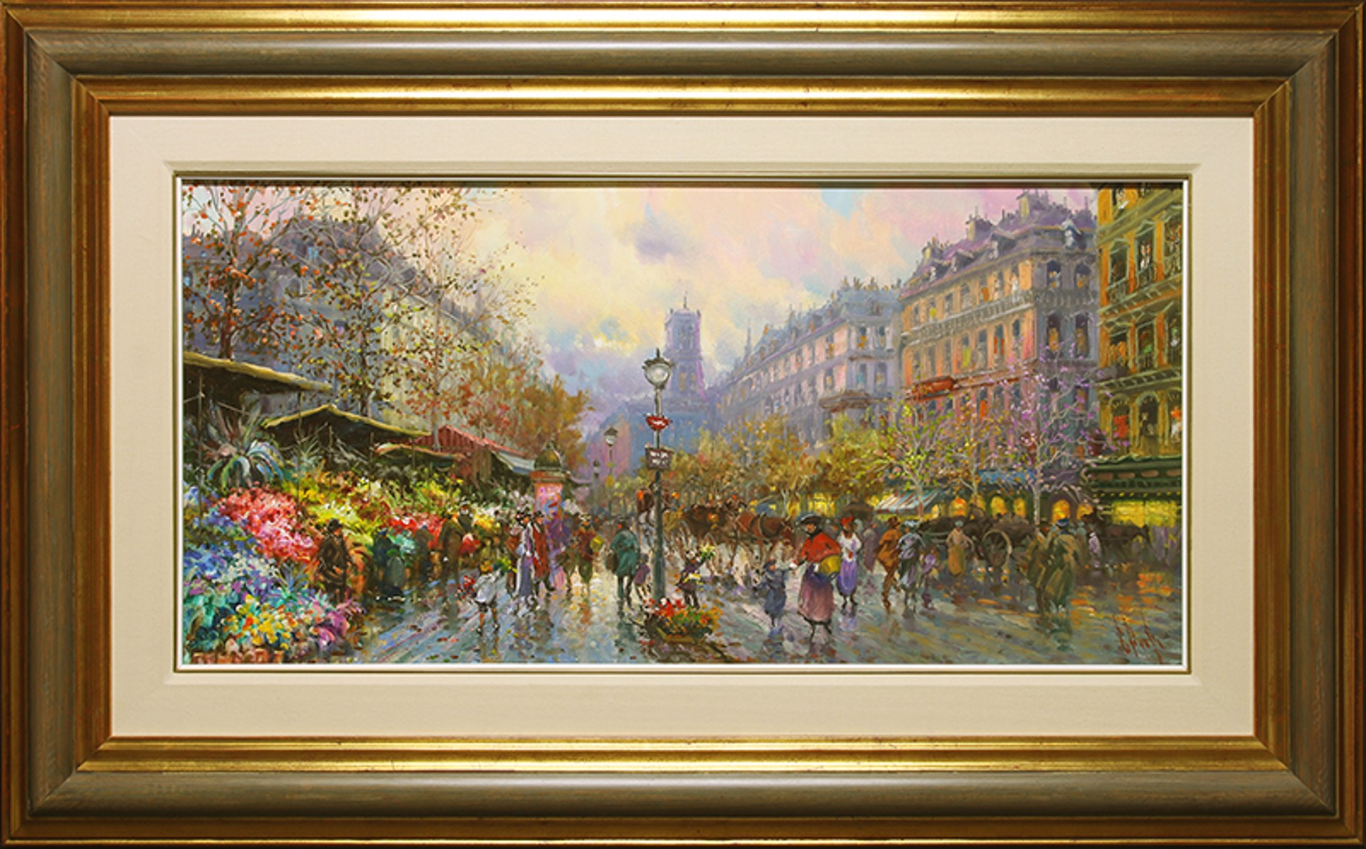 Dreaming of Paris by Emilio Payes