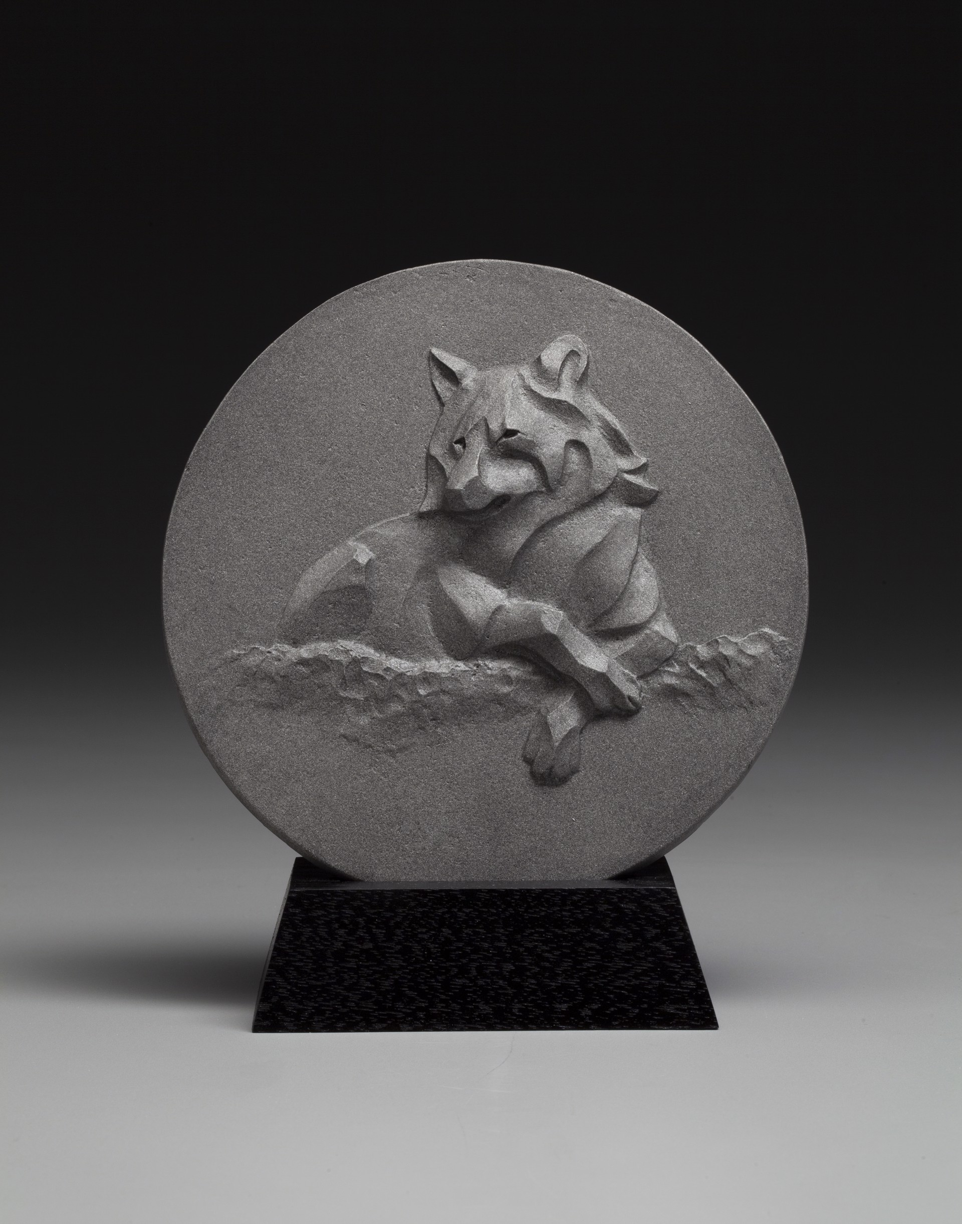 Wolf Relief by Rosetta