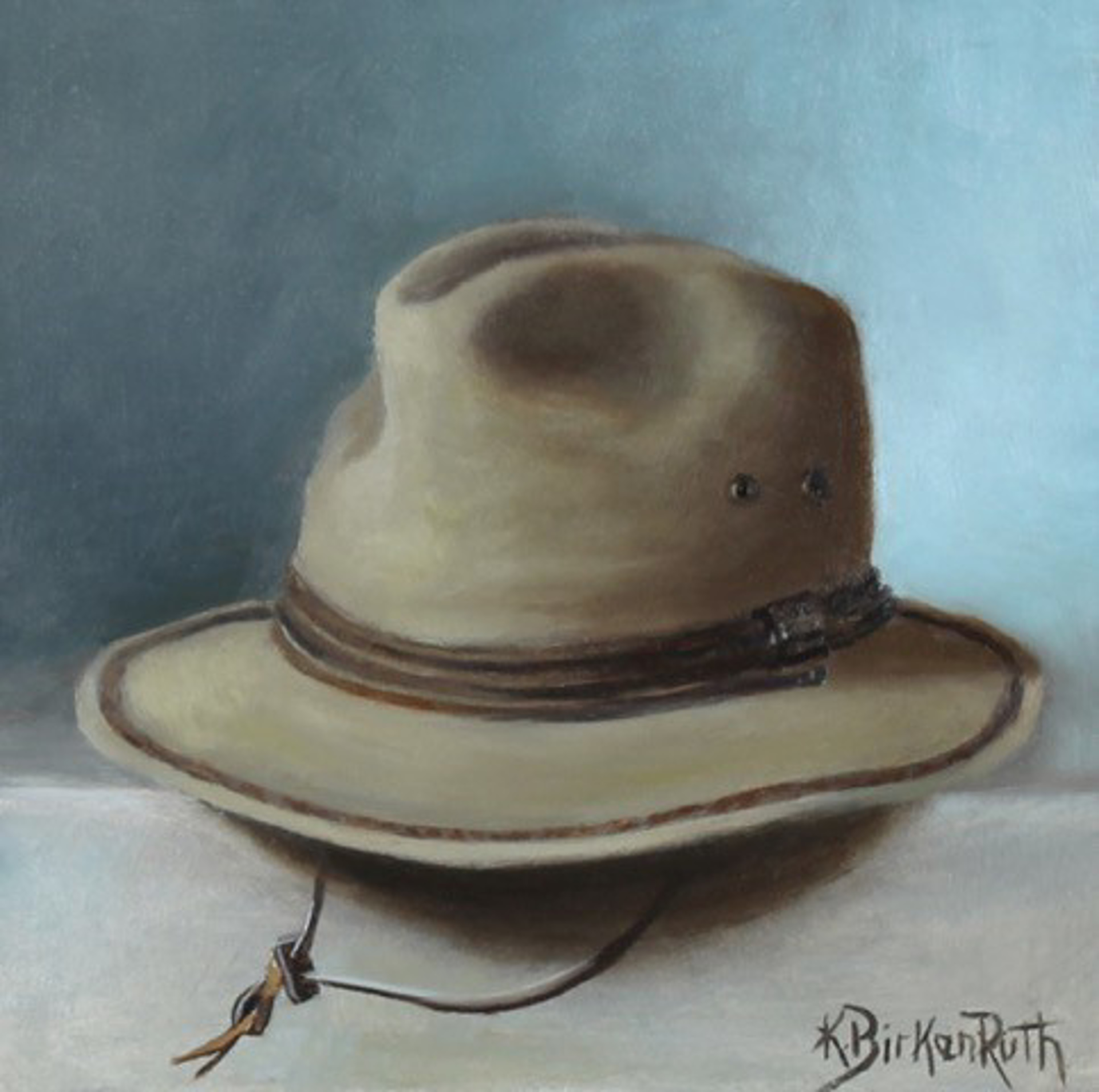 Stetson by Kelly Birkenruth