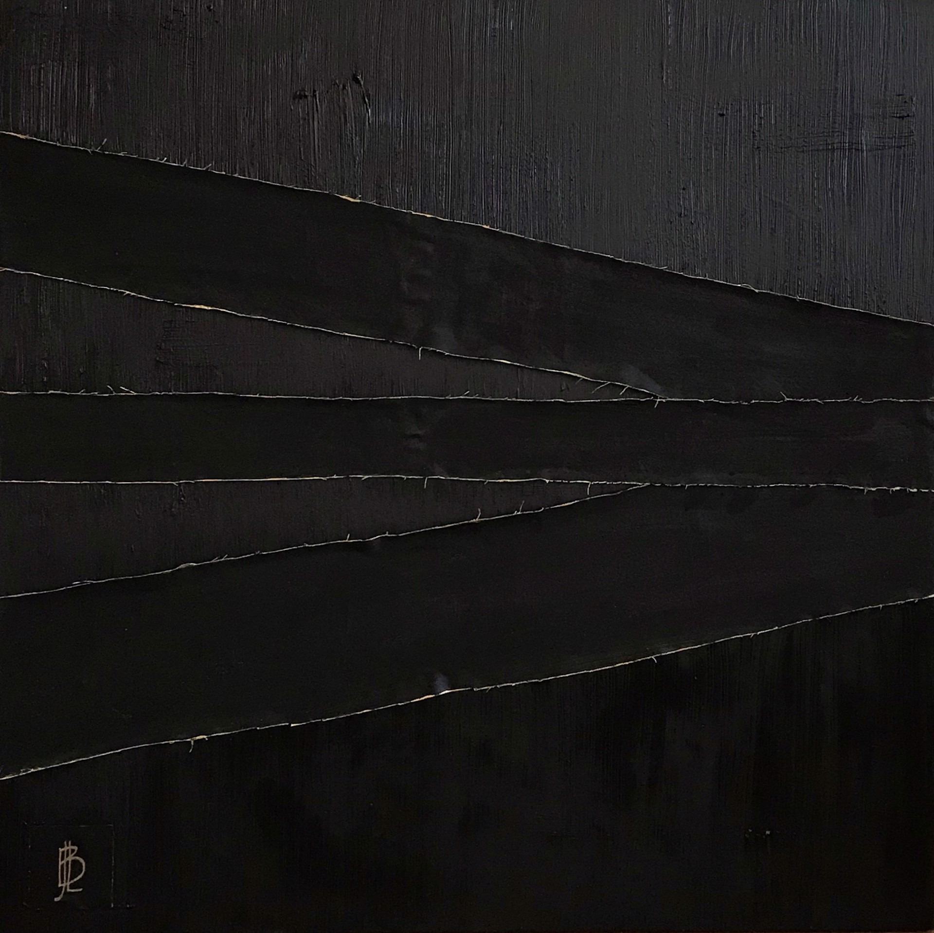 Noir by Leslie Poteet Busker