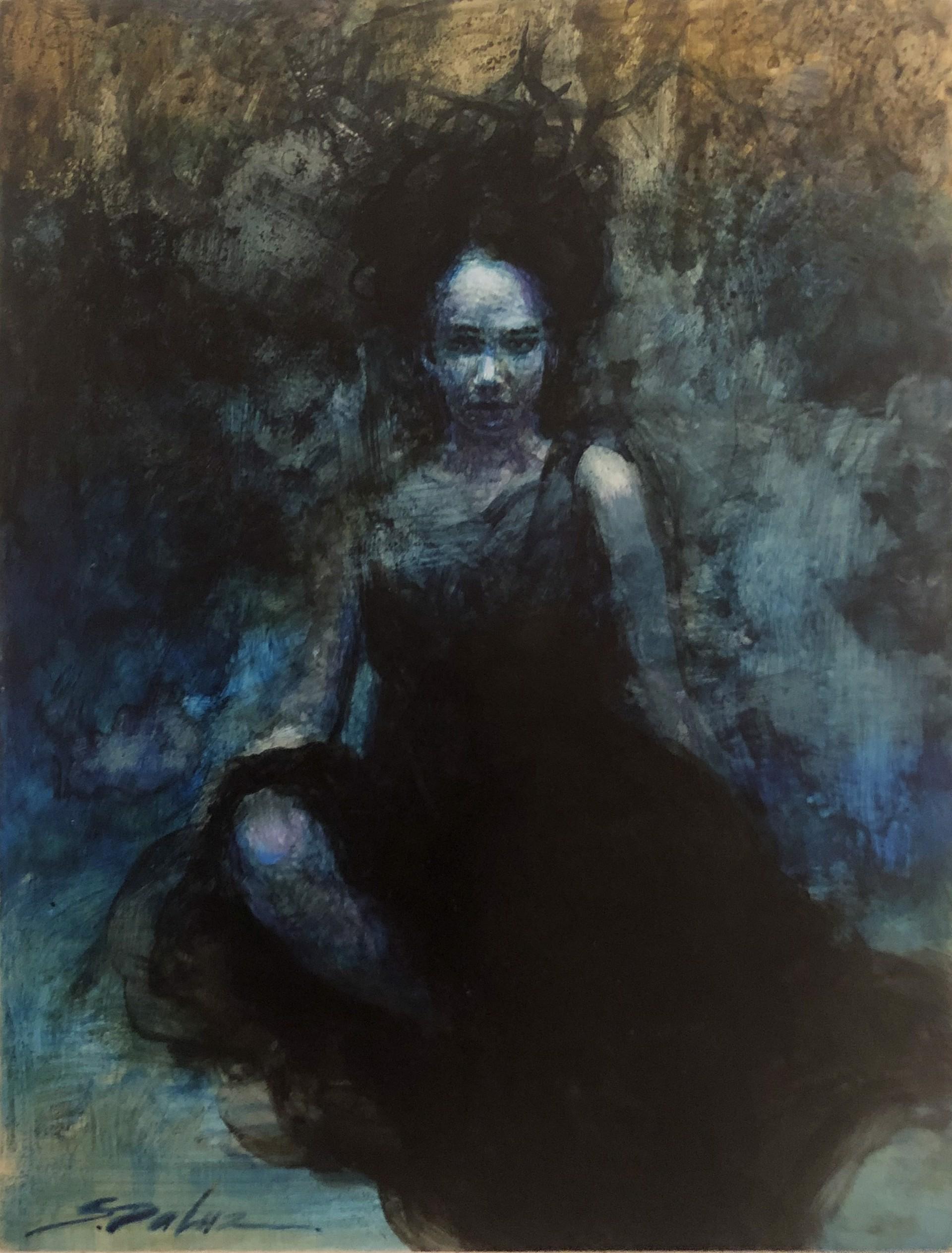 The Black Dress by Steven DaLuz